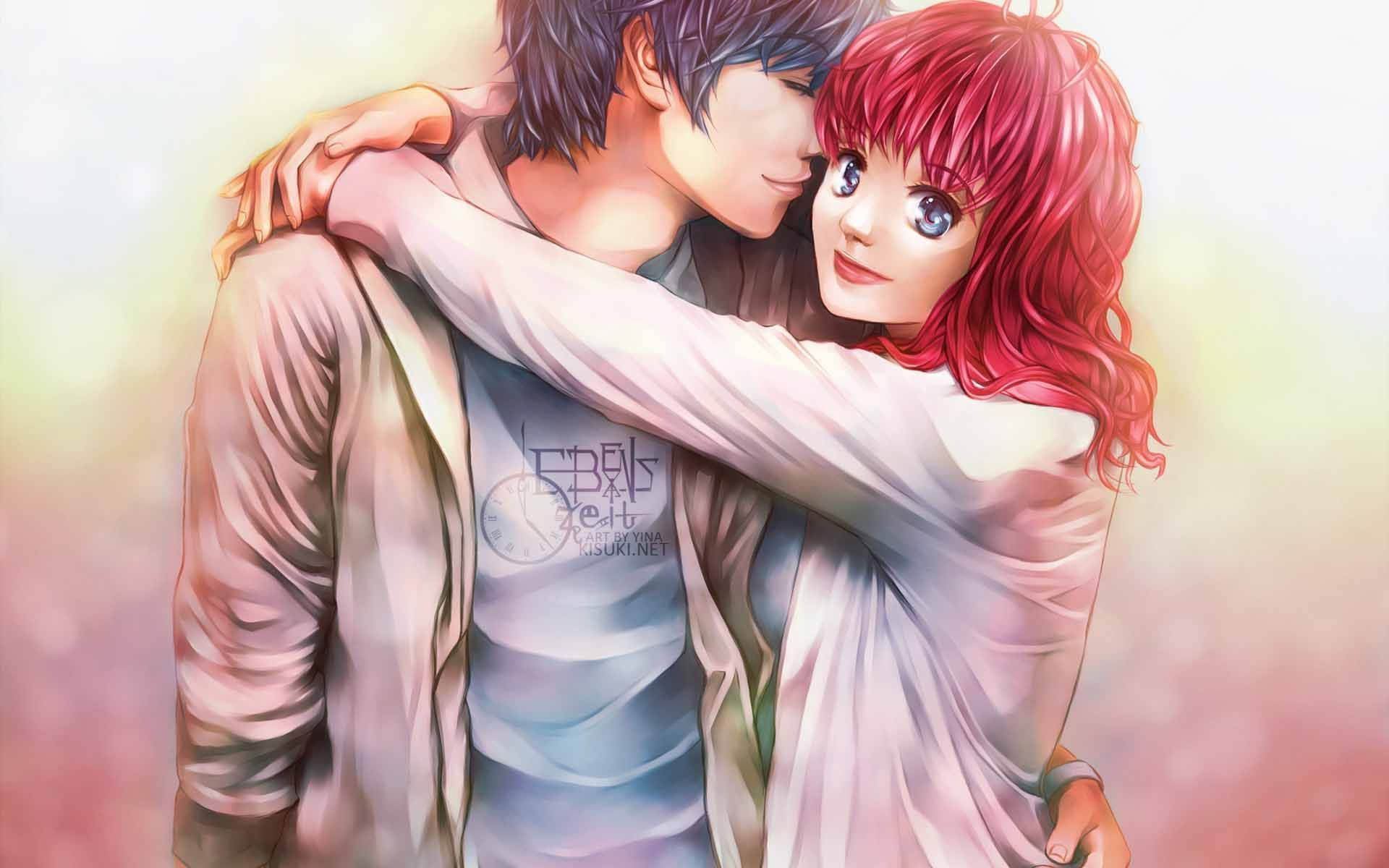 Anime Romance Love Wallpapers Top Free Anime Romance Love Backgrounds Wallpaperaccess