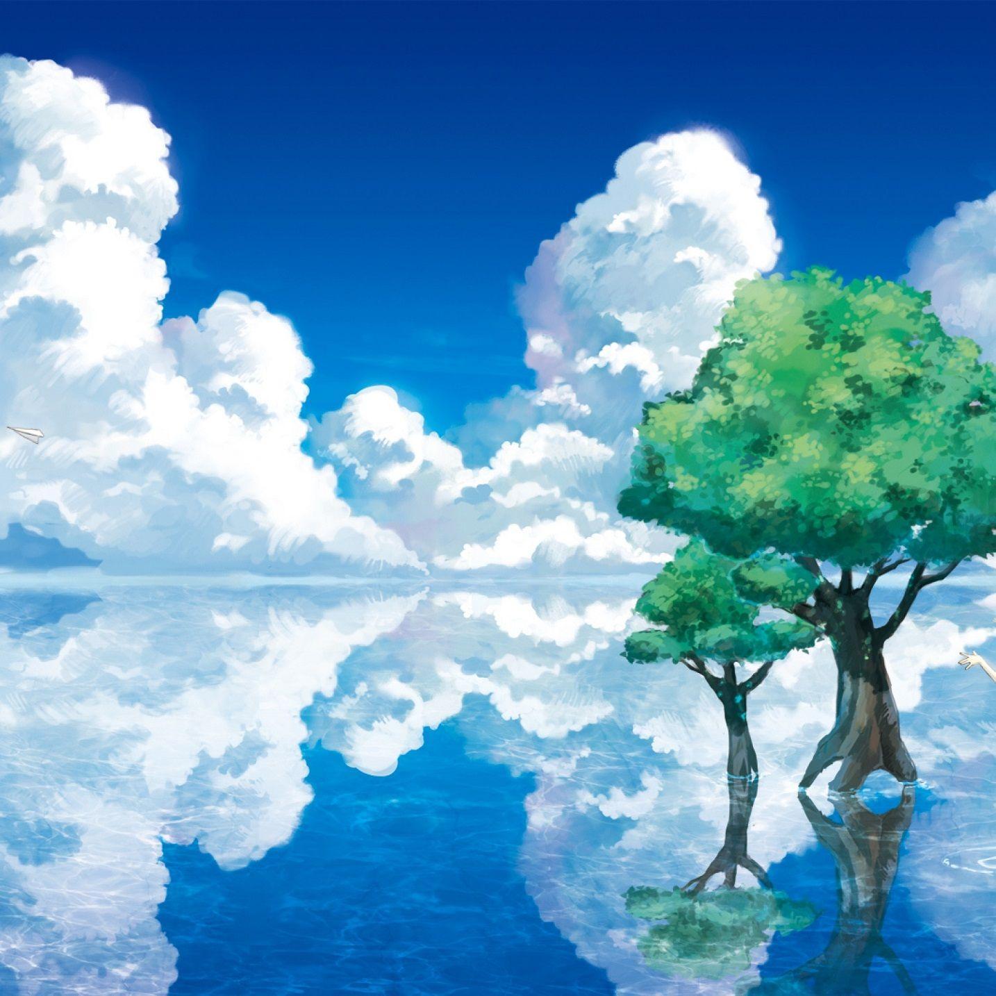 Anime Ipad Wallpapers Top Free Anime Ipad Backgrounds