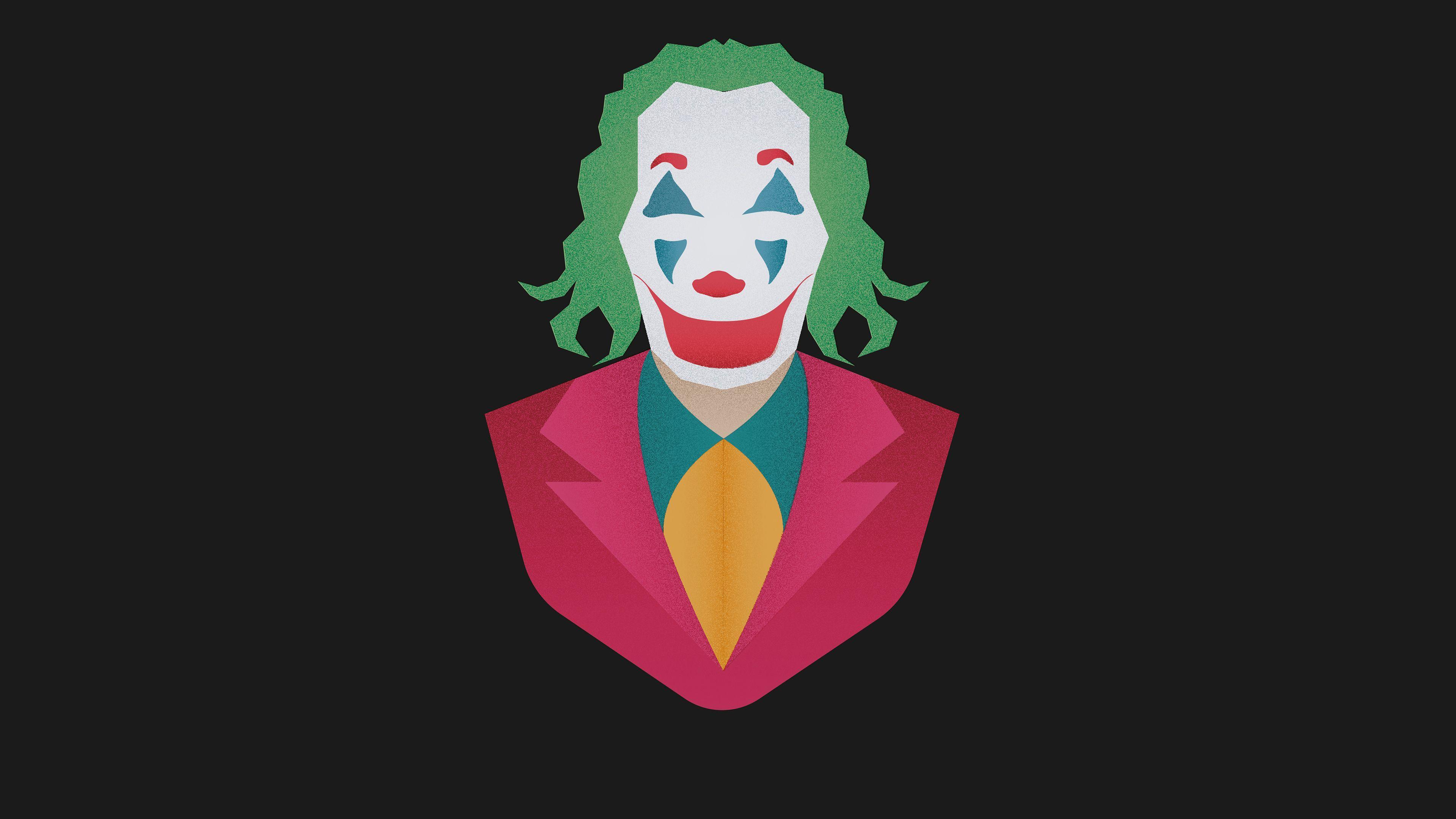 Minimalist Joker Wallpapers Top Free Minimalist Joker Backgrounds Wallpaperaccess