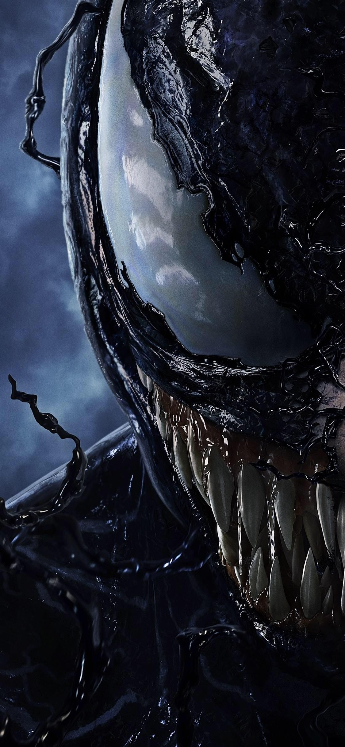 Venom Live Wallpapers Top Free Venom Live Backgrounds Wallpaperaccess