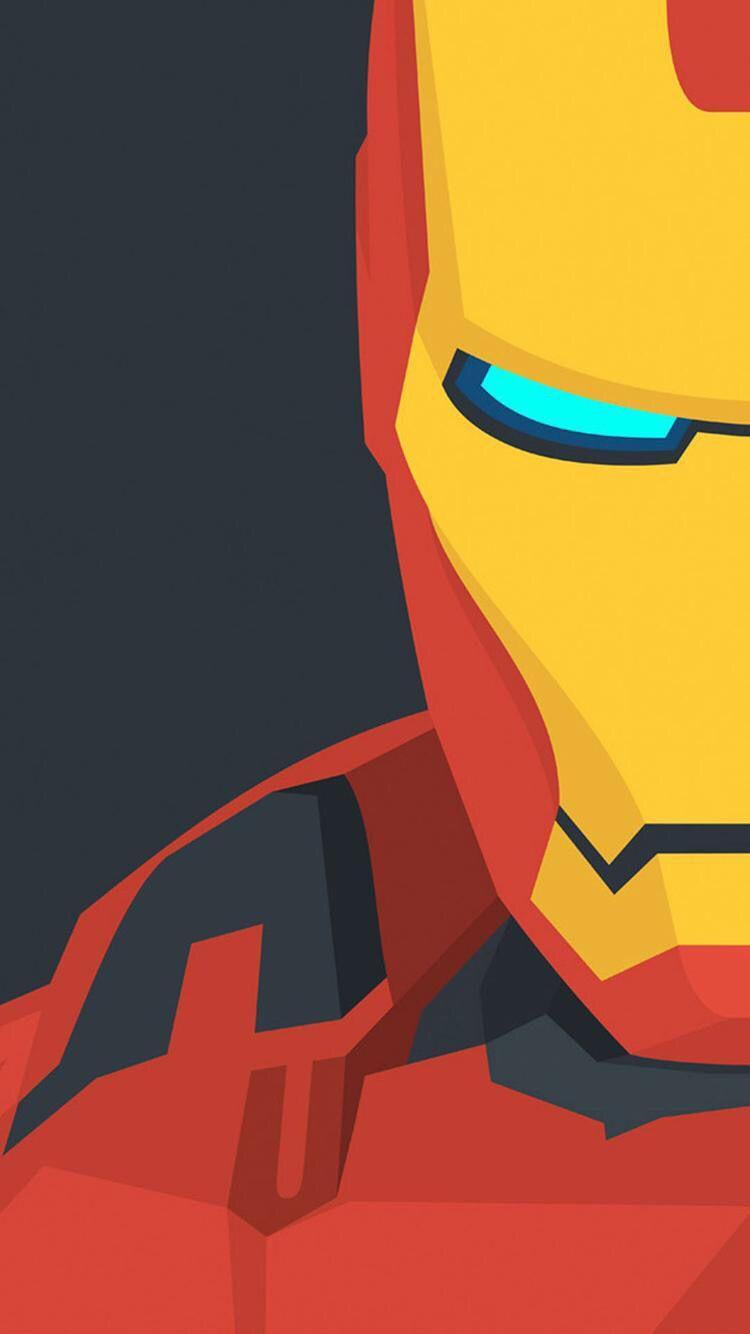 Iron Man Cartoon Wallpapers Top Free Iron Man Cartoon