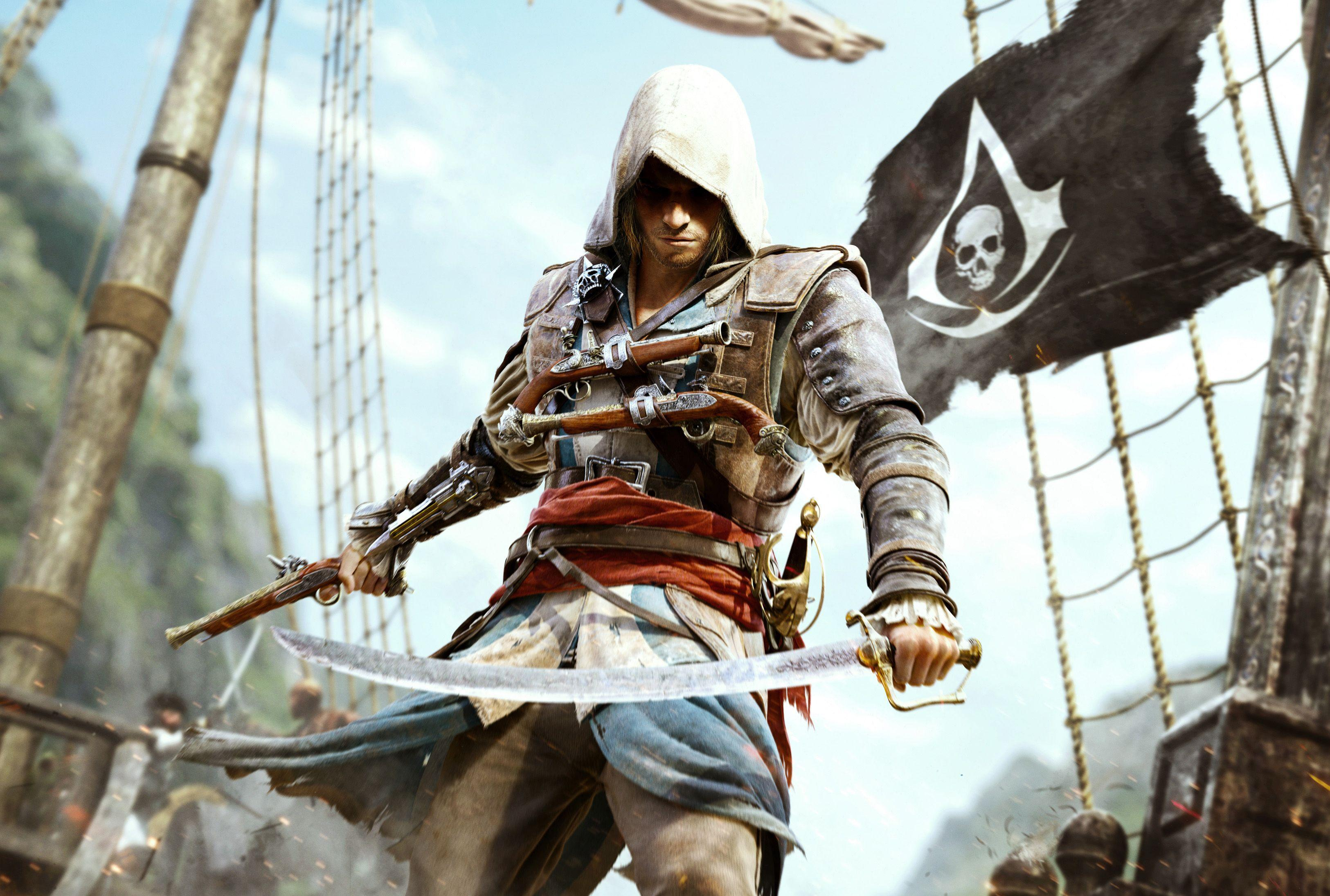 Assassin S Creed 4 Wallpapers Top Free Assassin S Creed 4