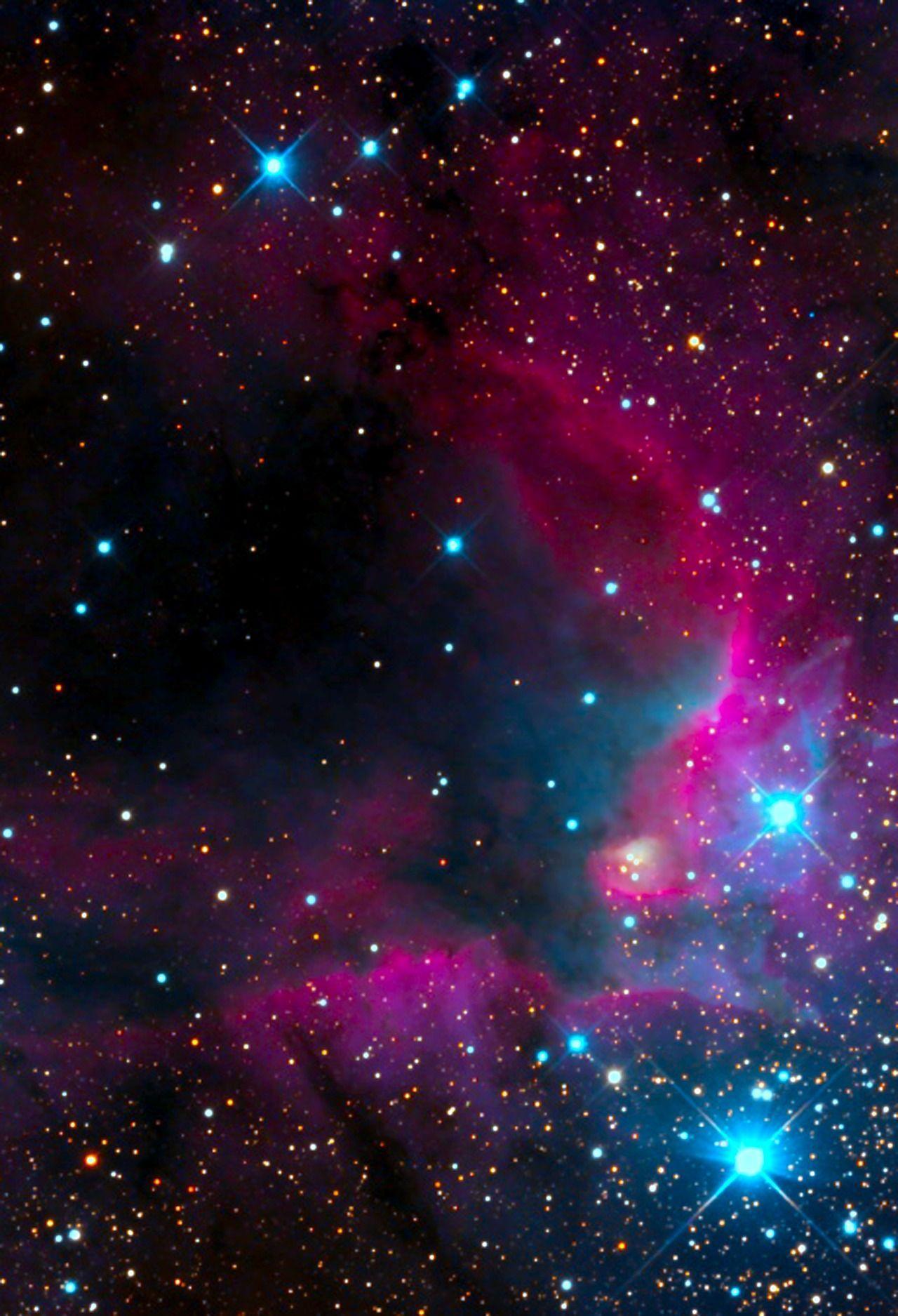 1280x1875 Vero Mota Trên Galaxias.  Hang động, Kính viễn vọng Và Hình nền