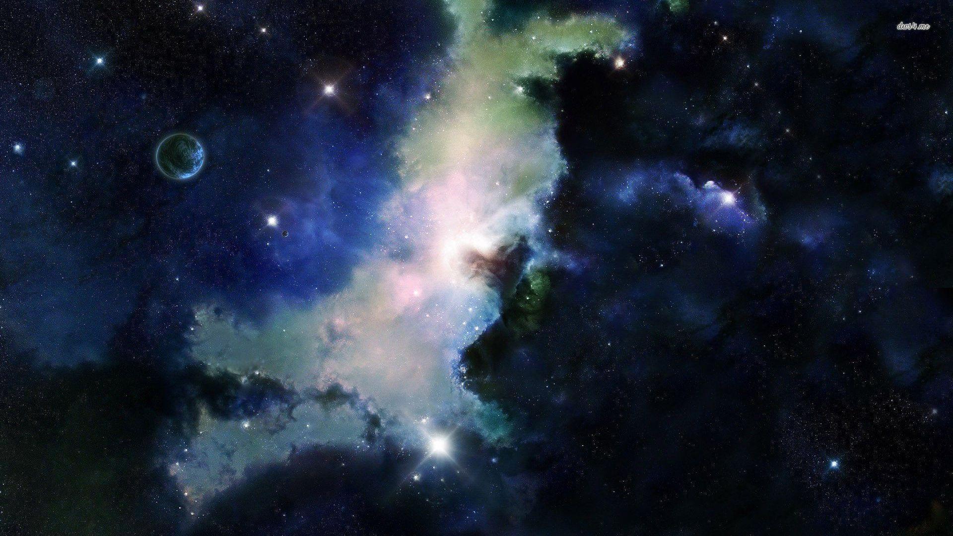 1920x1080 galaxy print hình nền10