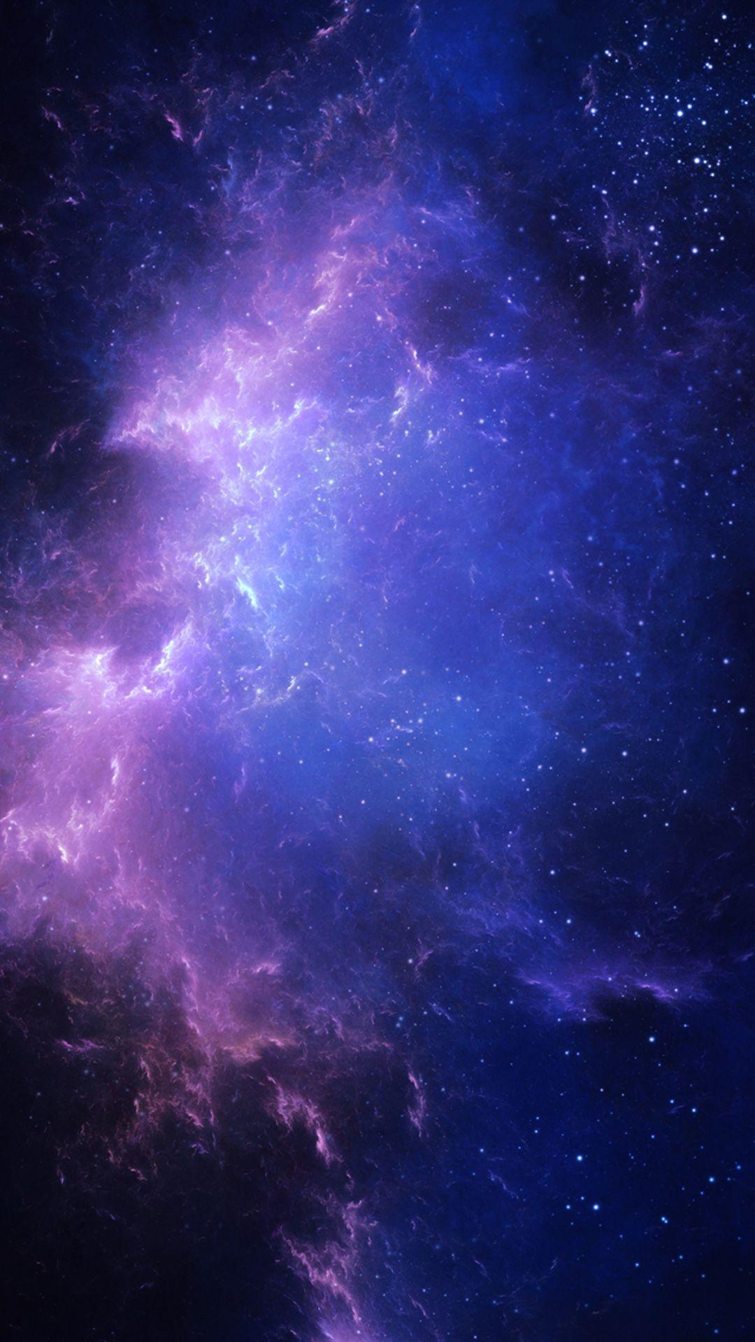 Hình nền 1080x1920 Galaxy