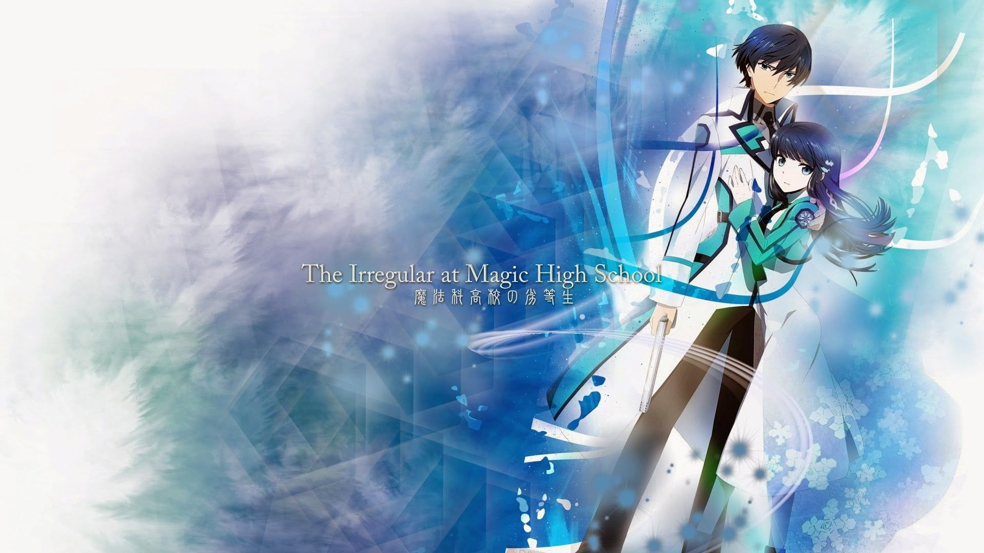 Mahouka Wallpapers Top Free Mahouka Backgrounds Wallpaperaccess