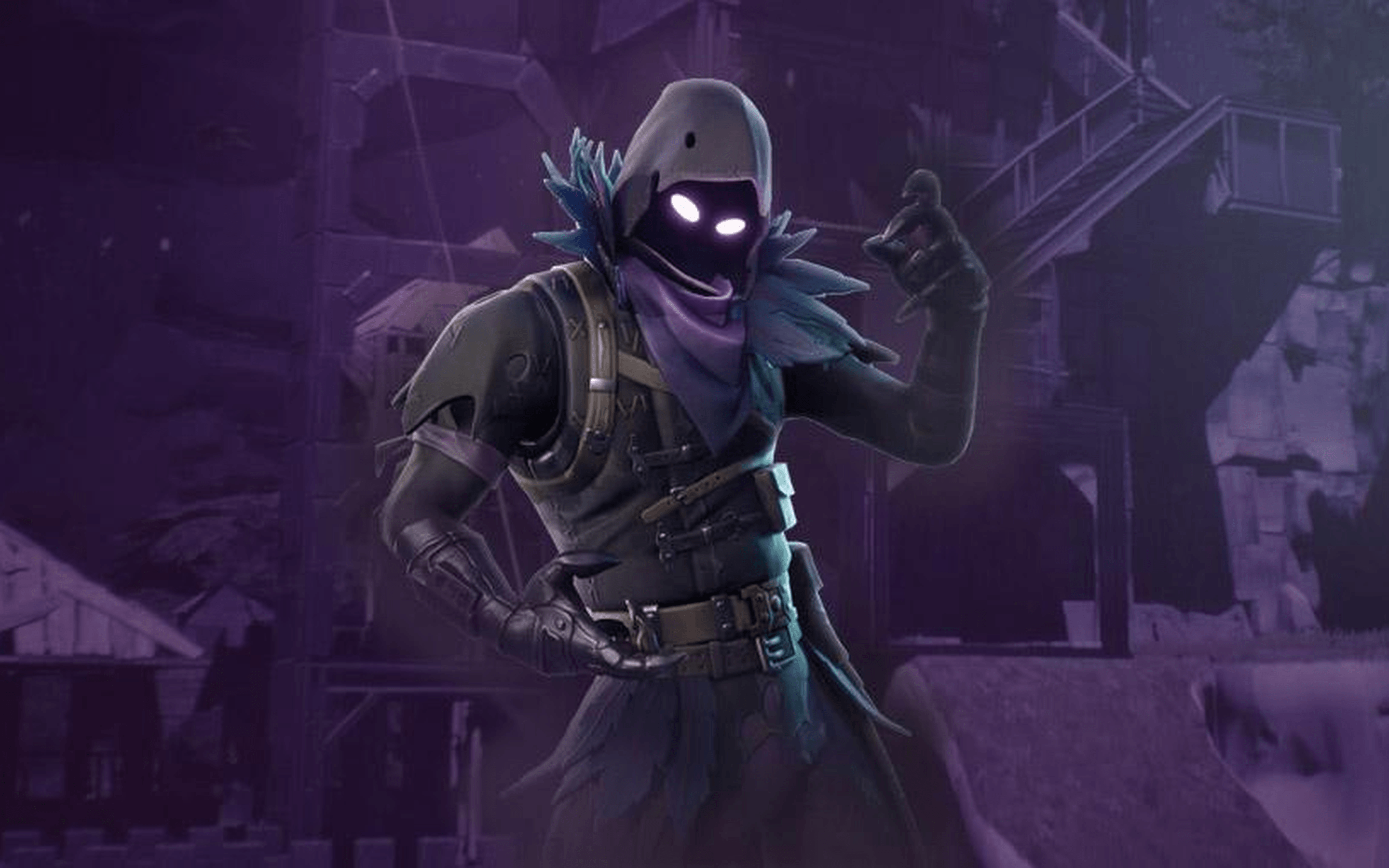 Fortnite raven wallpapers top free fortnite raven - 4k fortnite wallpaper ...