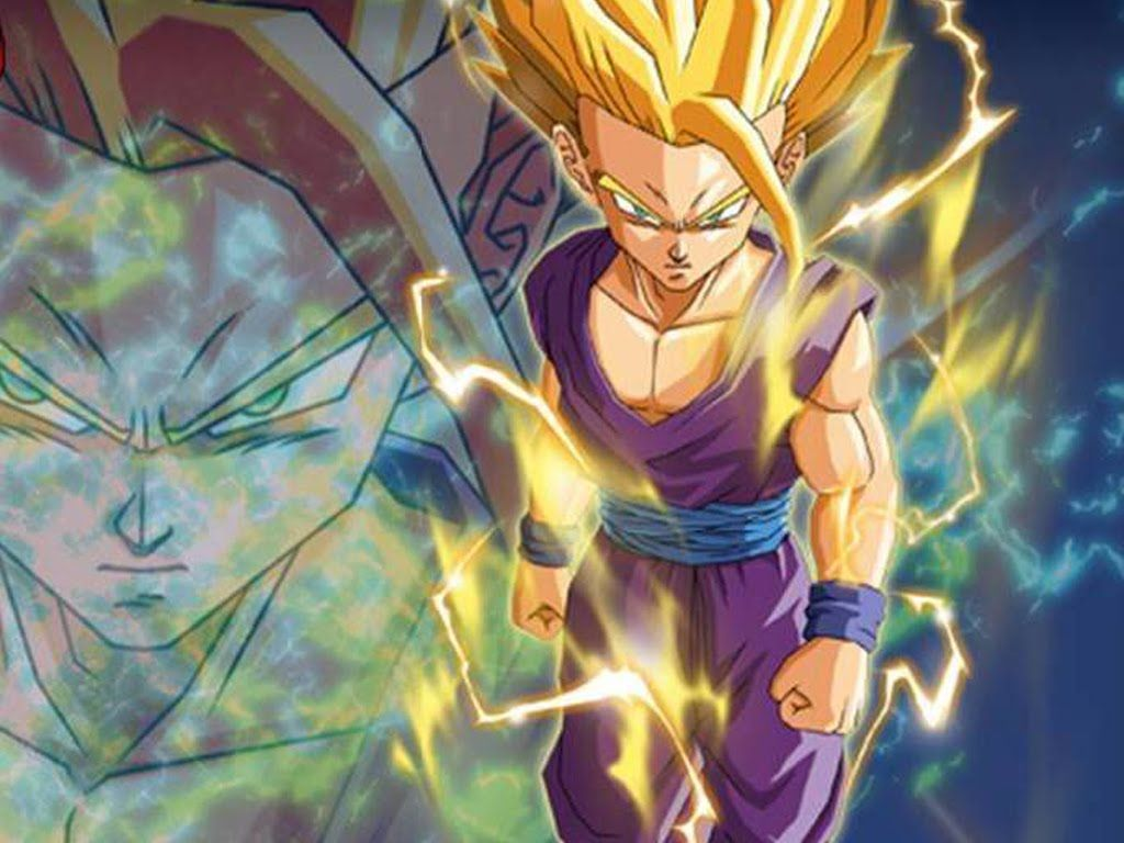 Son Gohan Wallpapers Top Free Son Gohan Backgrounds