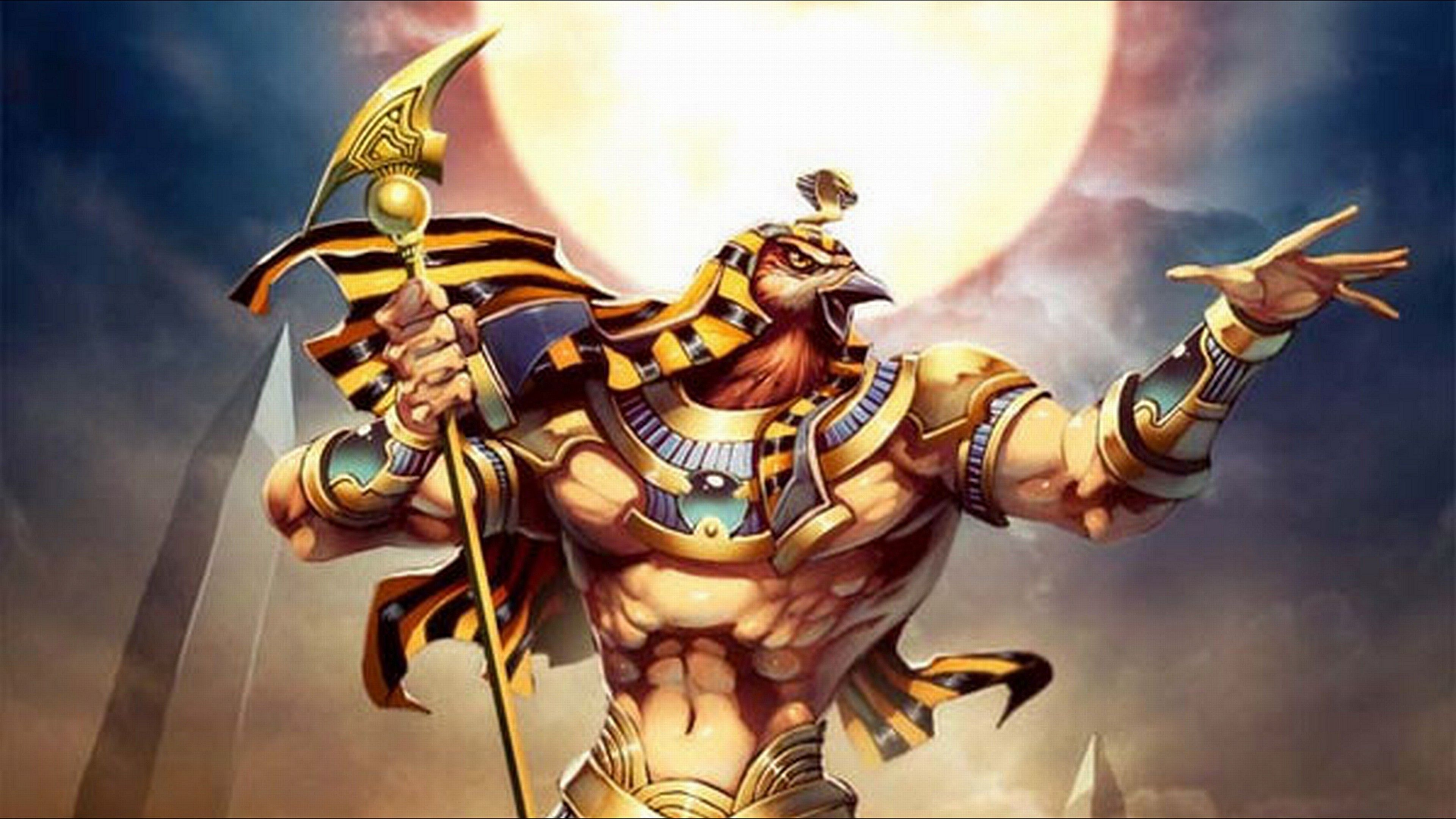 Egyptian Gods Wallpapers Top Free Egyptian Gods
