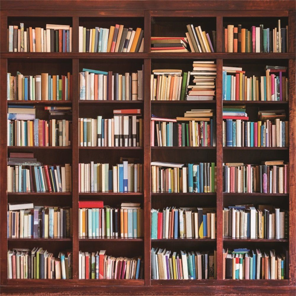 Bookshelf Wallpapers - Top Free Bookshelf Backgrounds ...