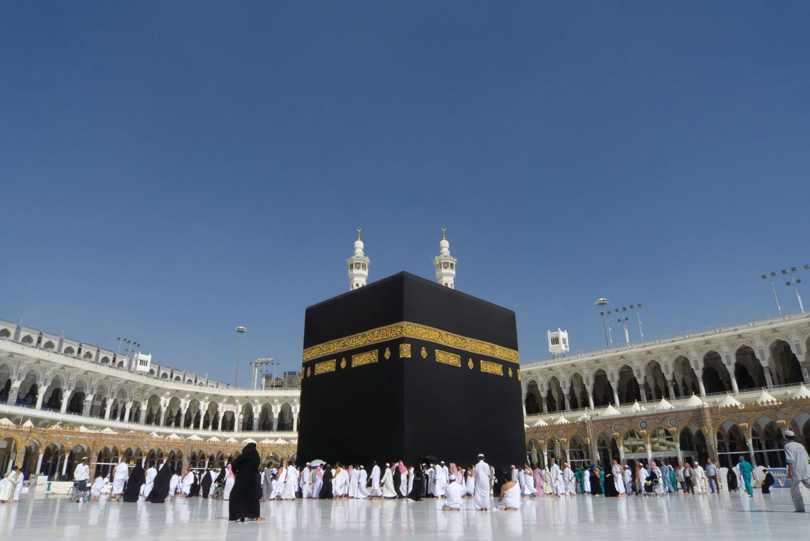 Kaabah Wallpapers - Top Free Kaabah Backgrounds - WallpaperAccess