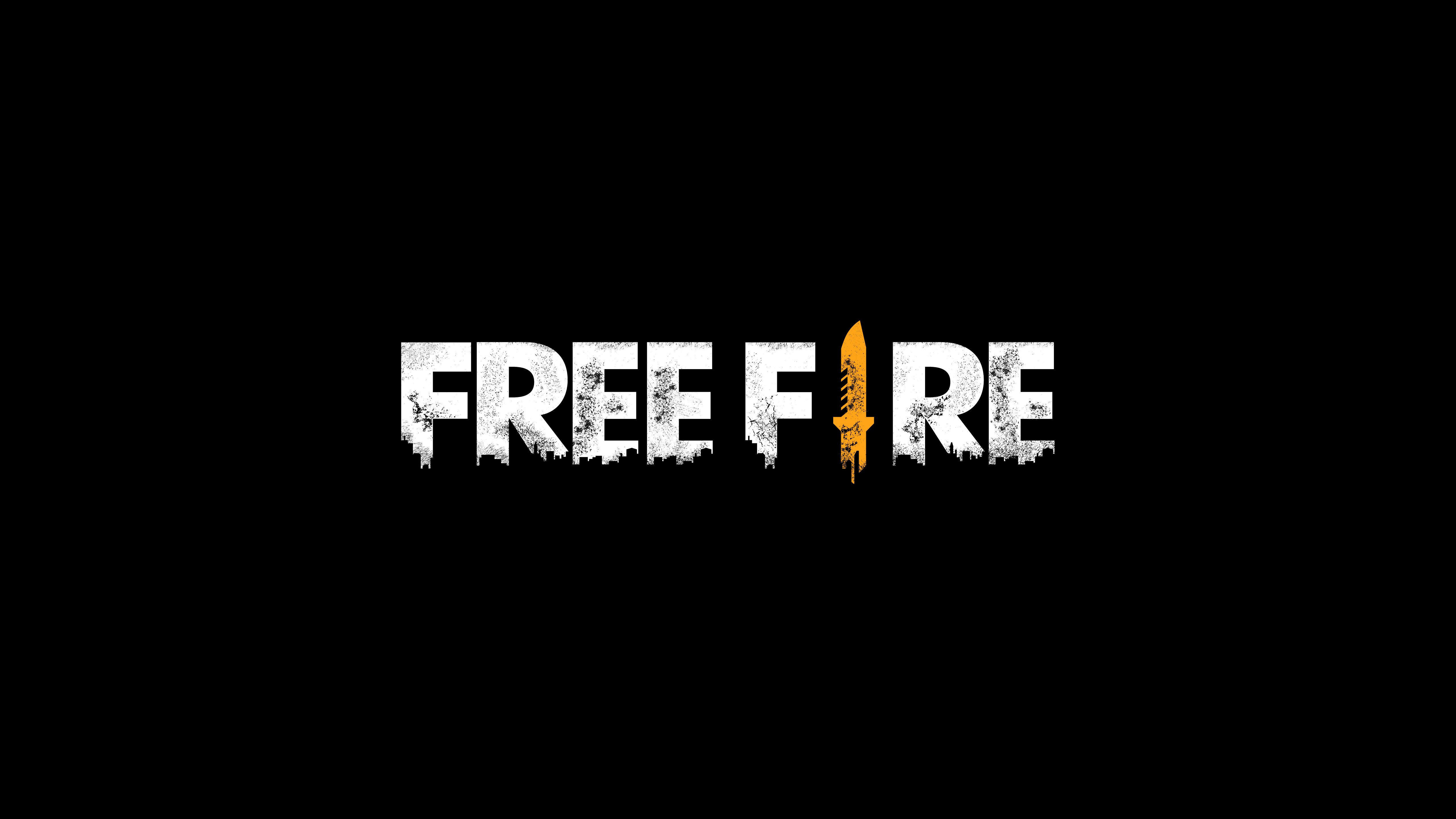 free fire logo wallpapers top free free fire logo backgrounds wallpaperaccess free fire logo wallpapers top free