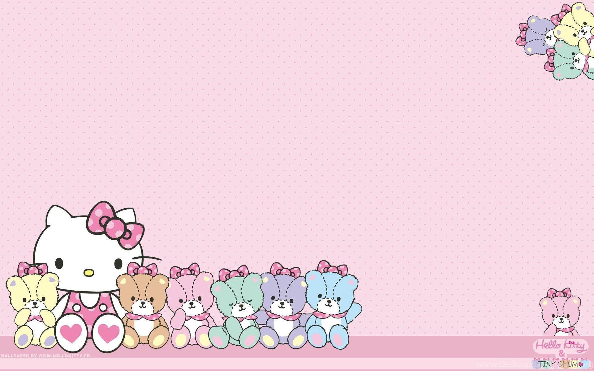 Sanrio Desktop Wallpapers Top Free Sanrio Desktop Backgrounds