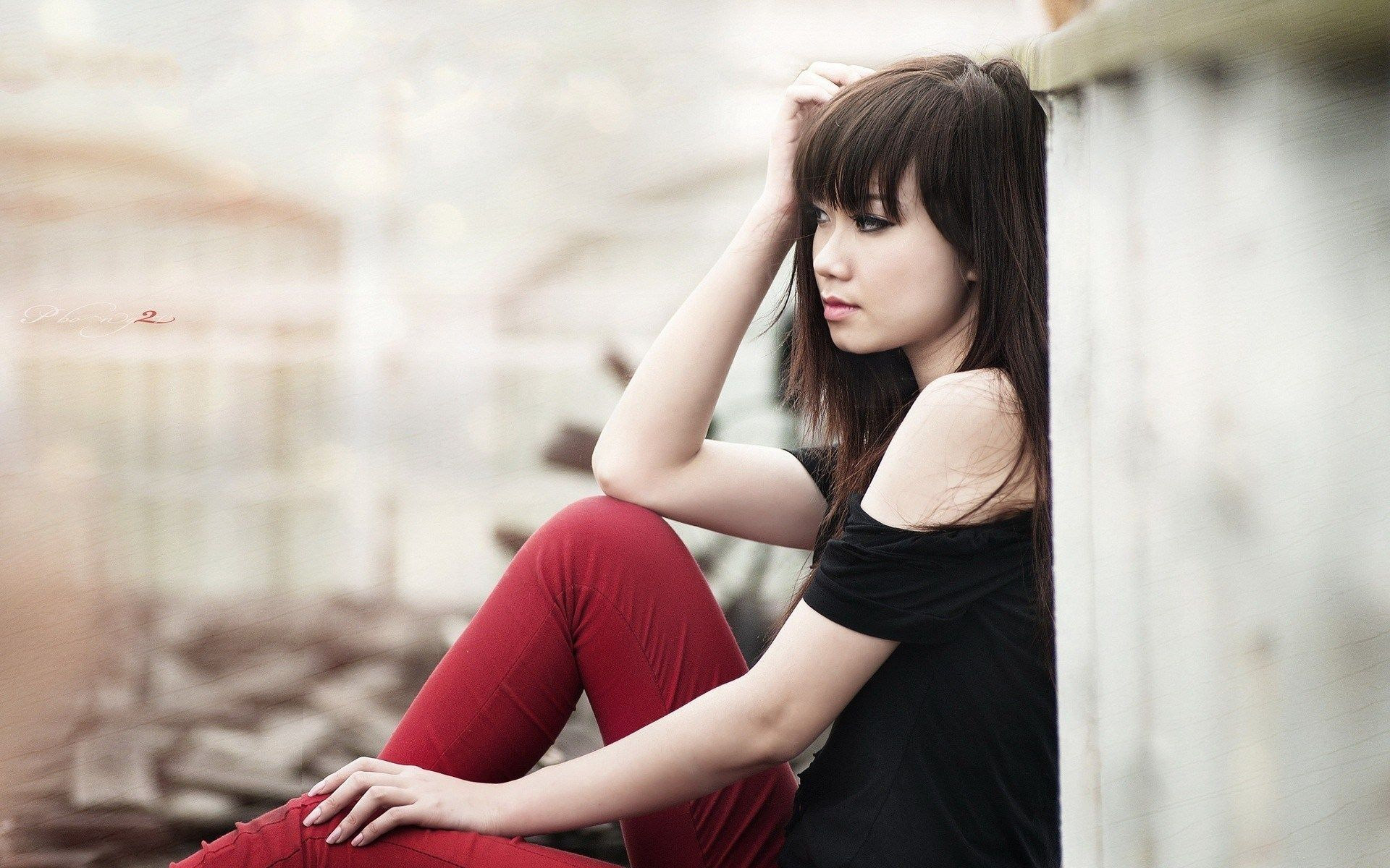 Asian Girl Wallpapers Top Free Asian Girl Backgrounds
