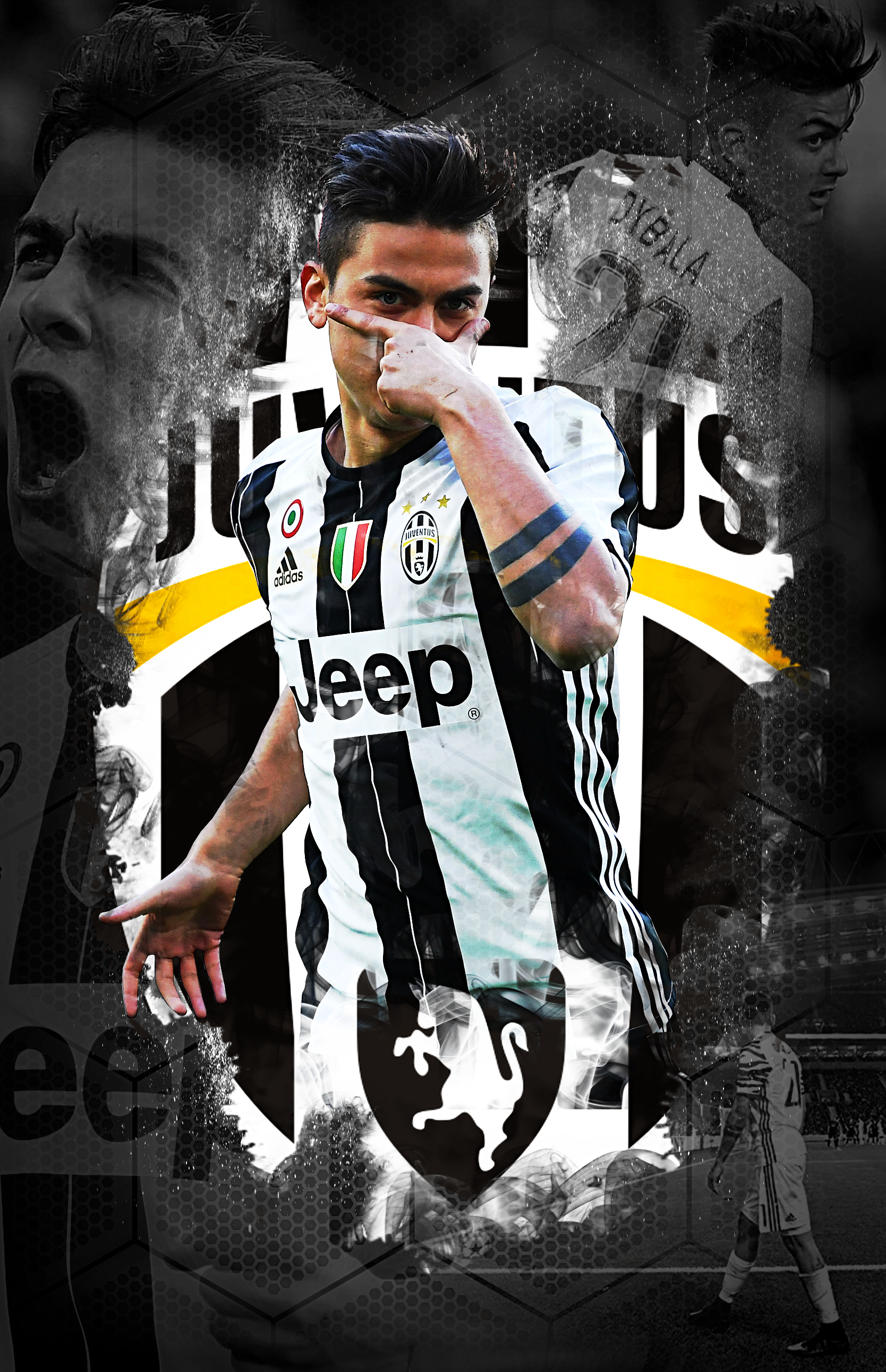 Paulo Dybala Wallpapers Top Free Paulo Dybala Backgrounds Wallpaperaccess