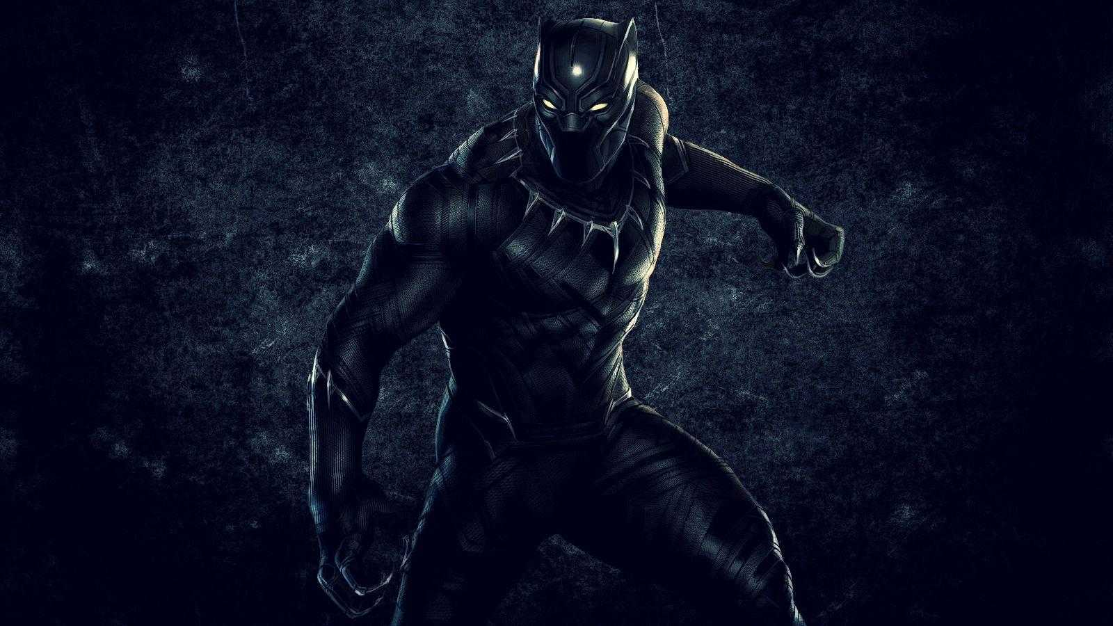 Black Panther Marvel Wallpapers Top Free Black Panther Marvel