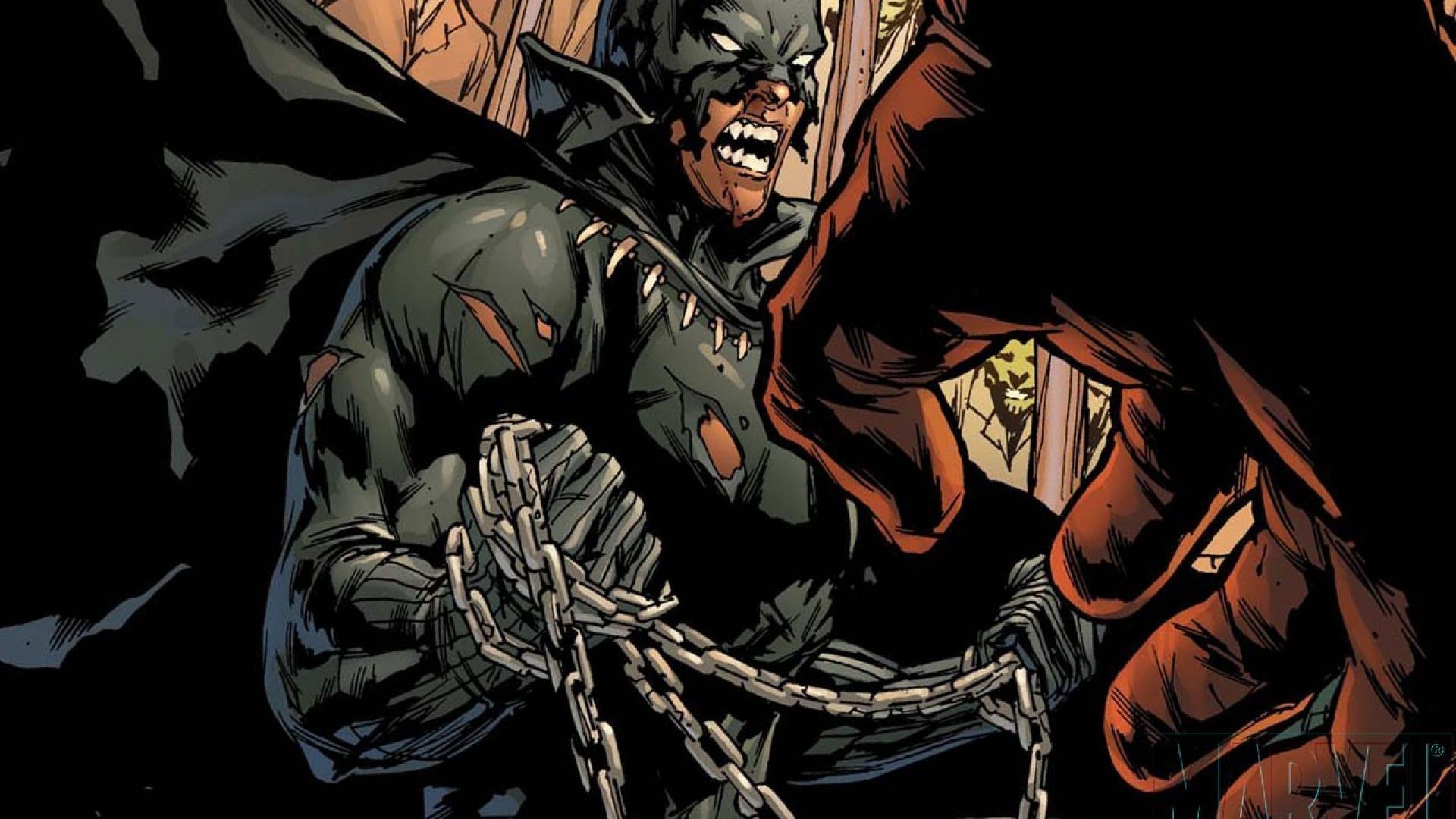Black Panther Comic Wallpaper: Black Panther Superhero Wallpapers
