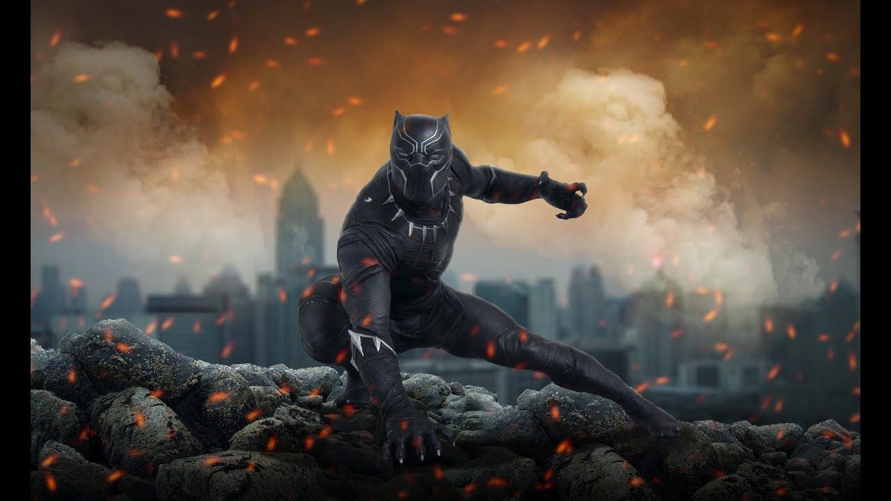 Black Panther Wallpaper Marvel: Black Panther Hero Wallpapers