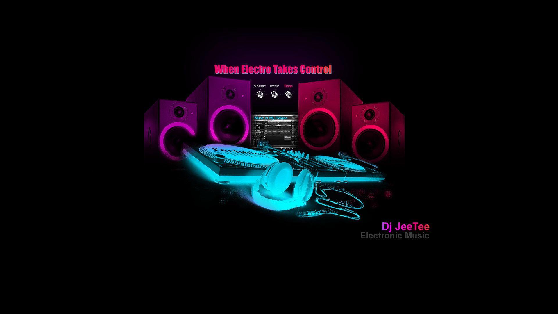 Dj Music Wallpapers - Top Free Dj Music Backgrounds - WallpaperAccess