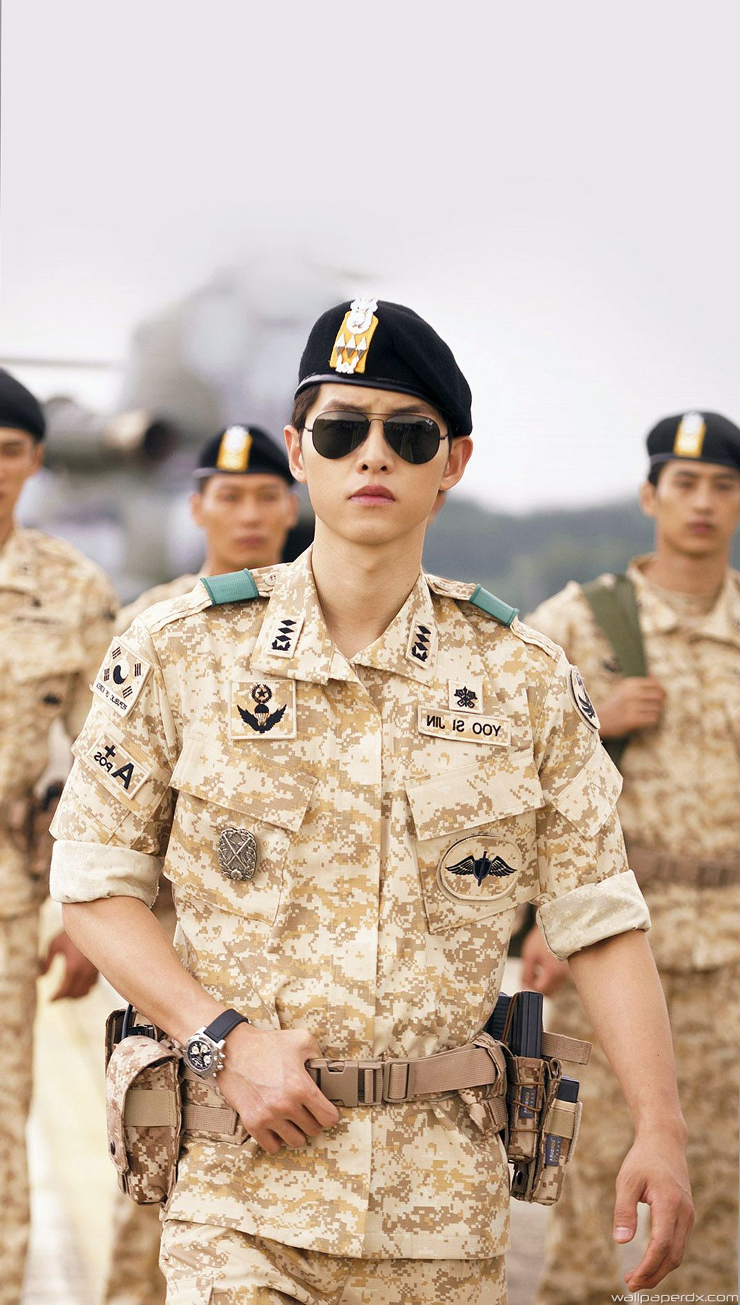 Descendents Of The Sun Wallpapers Top Free Descendents Of