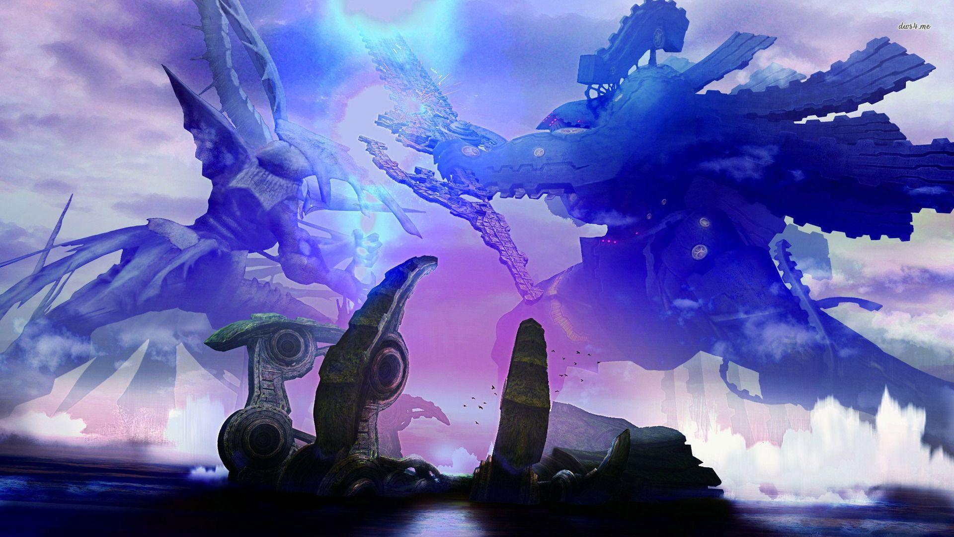 Xenoblade Wallpapers Top Free Xenoblade Backgrounds