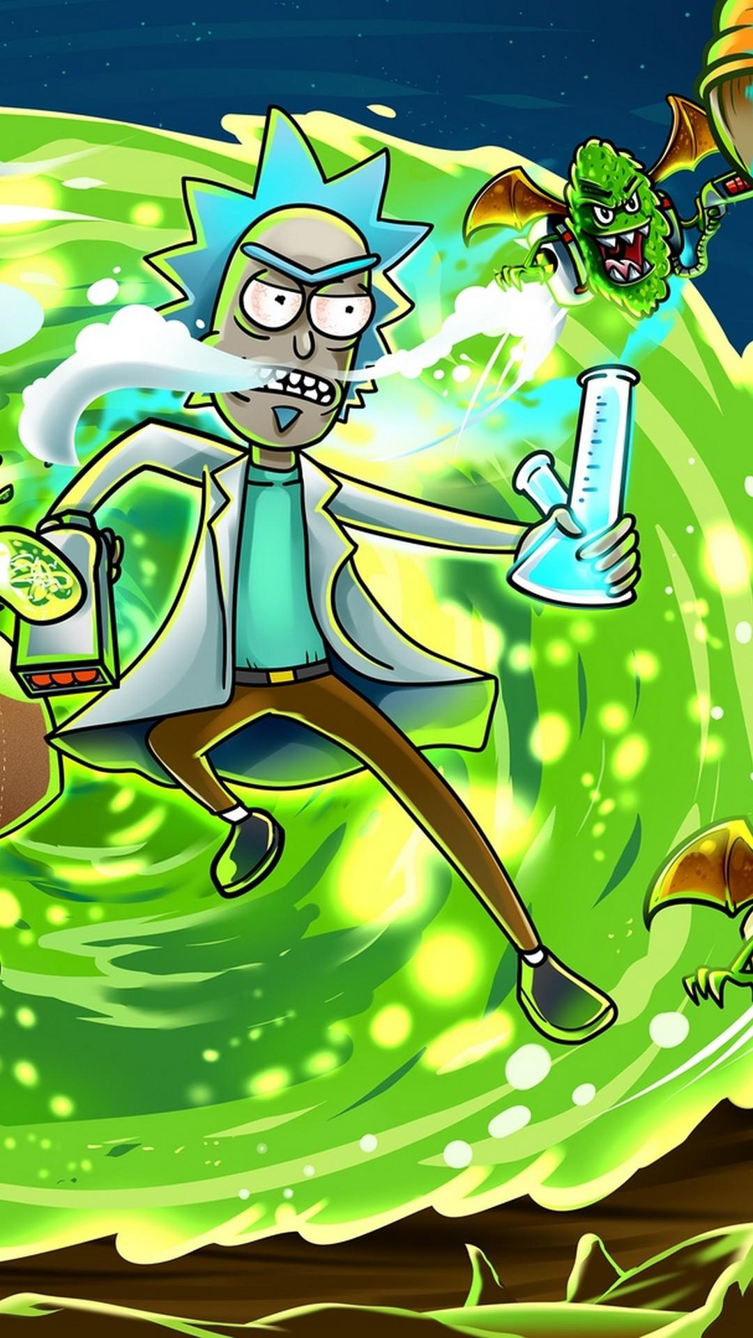 Supreme Rick And Morty Wallpapers Top Free Supreme Rick And