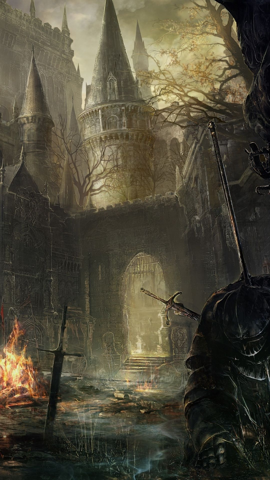 Dark Souls Iphone 5 Wallpapers Top Free Dark Souls Iphone 5