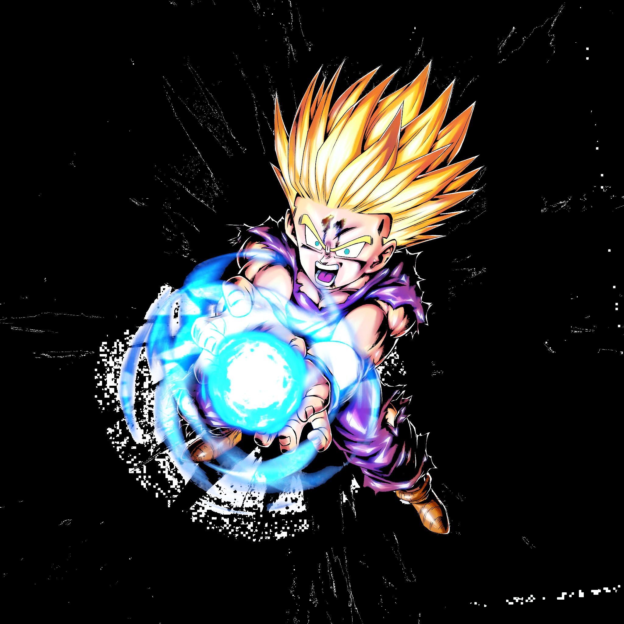 Gohan Ssj2 Wallpapers Top Free Gohan Ssj2 Backgrounds