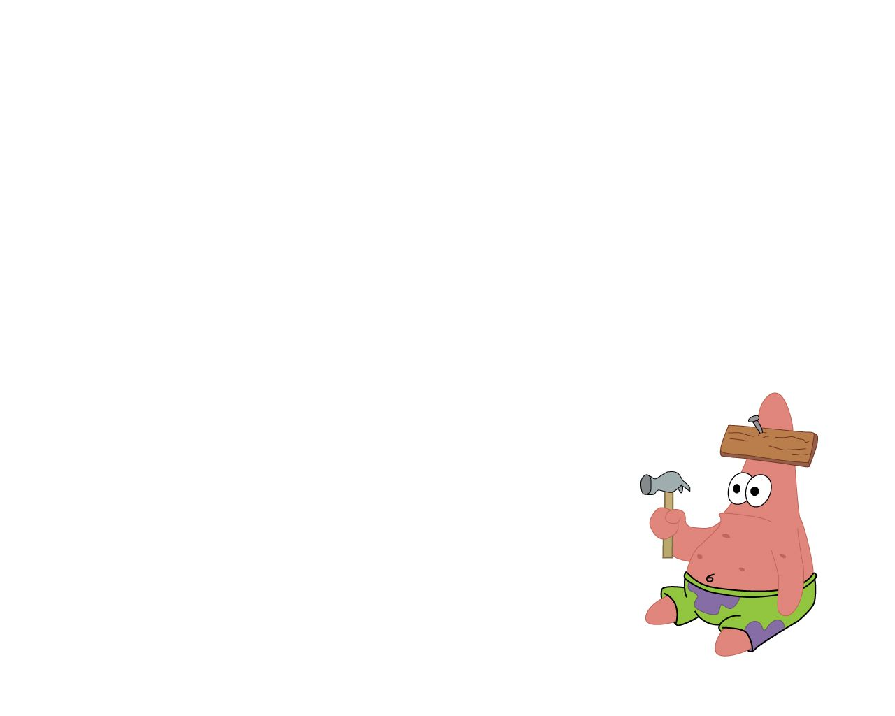 Patrick Star Wallpapers Top Free Patrick Star Backgrounds Wallpaperaccess