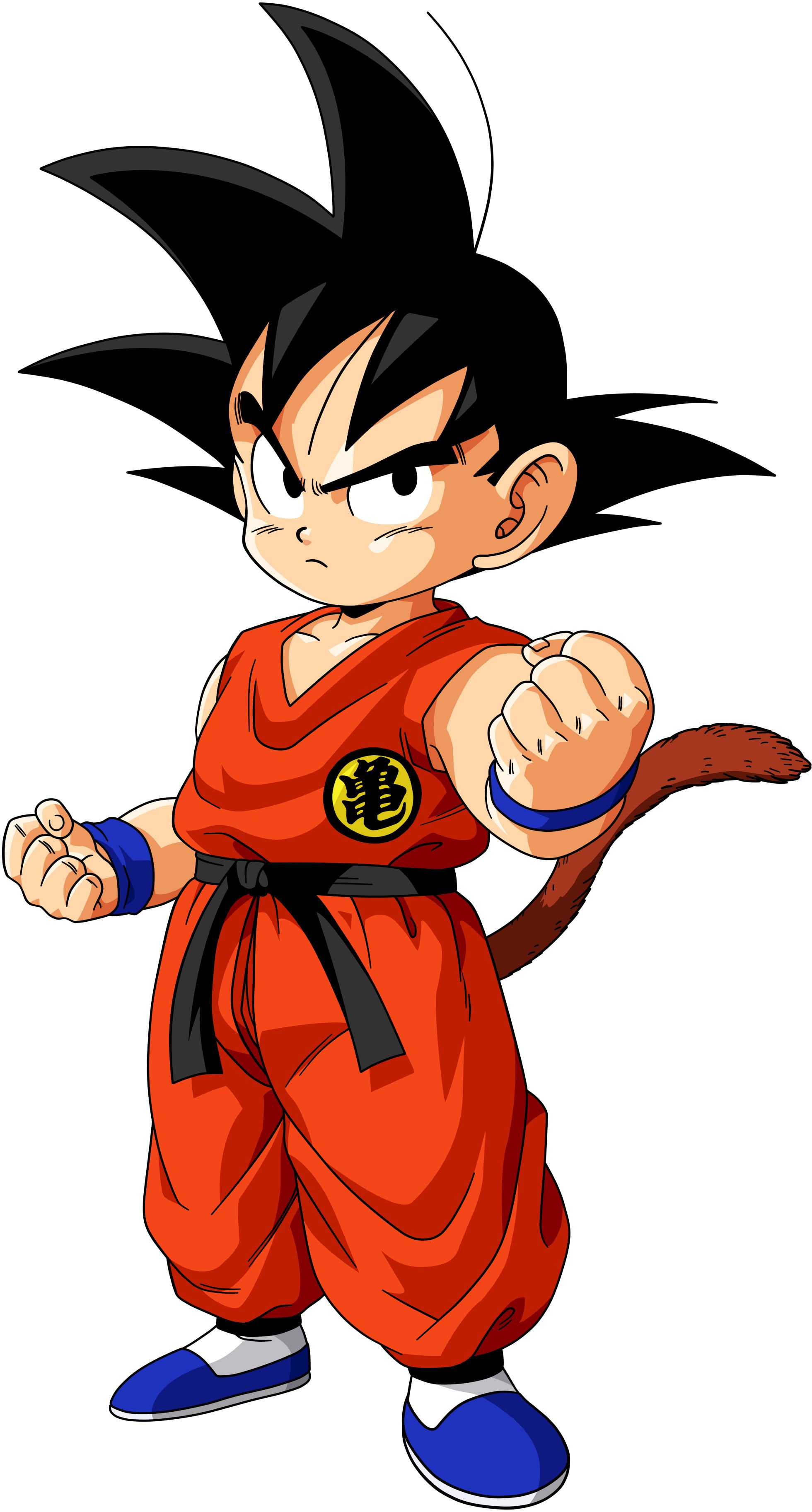 Kid Goku Wallpapers Top Free Kid Goku Backgrounds Wallpaperaccess