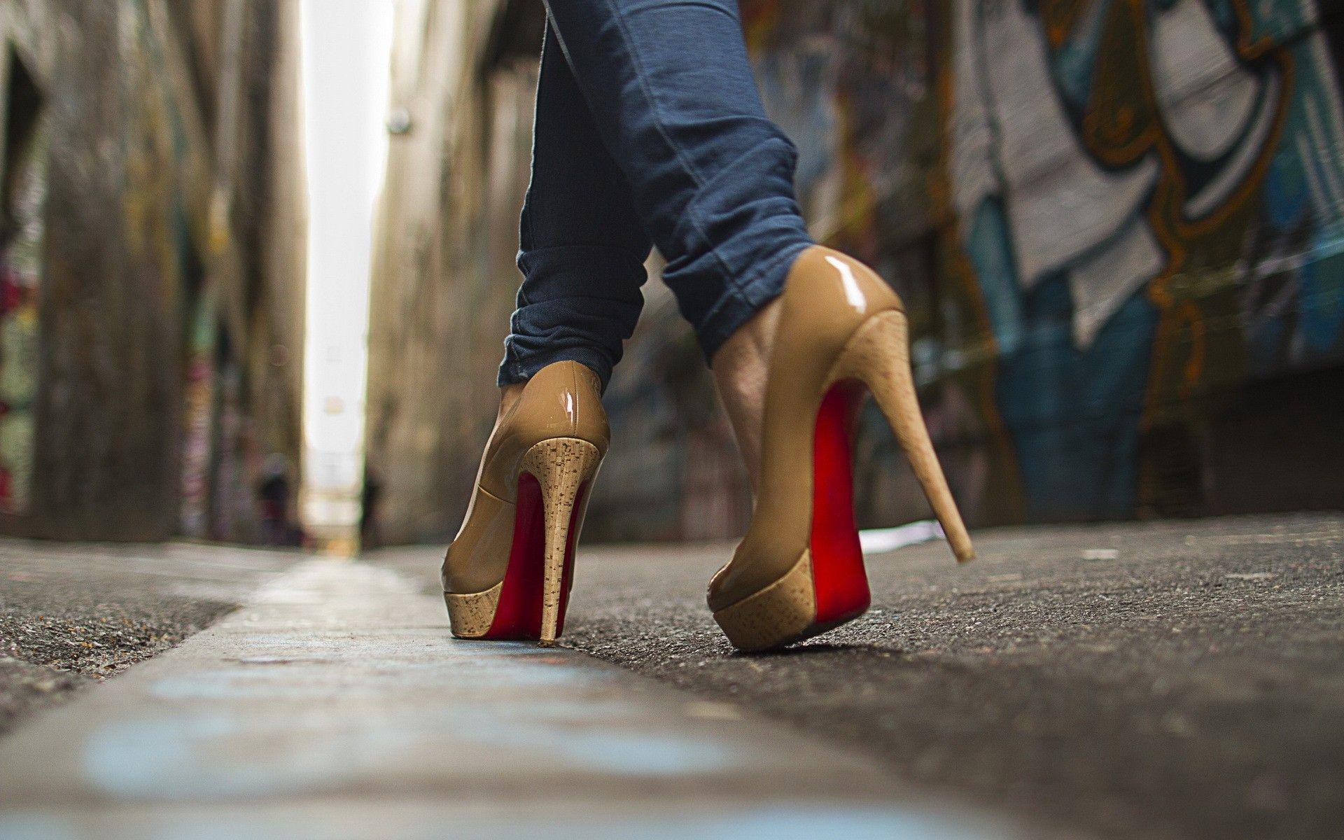 High Heels 4k