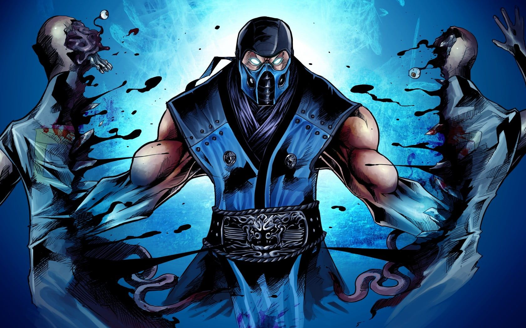 74 Best Free Sub Zero Wallpapers Wallpaperaccess