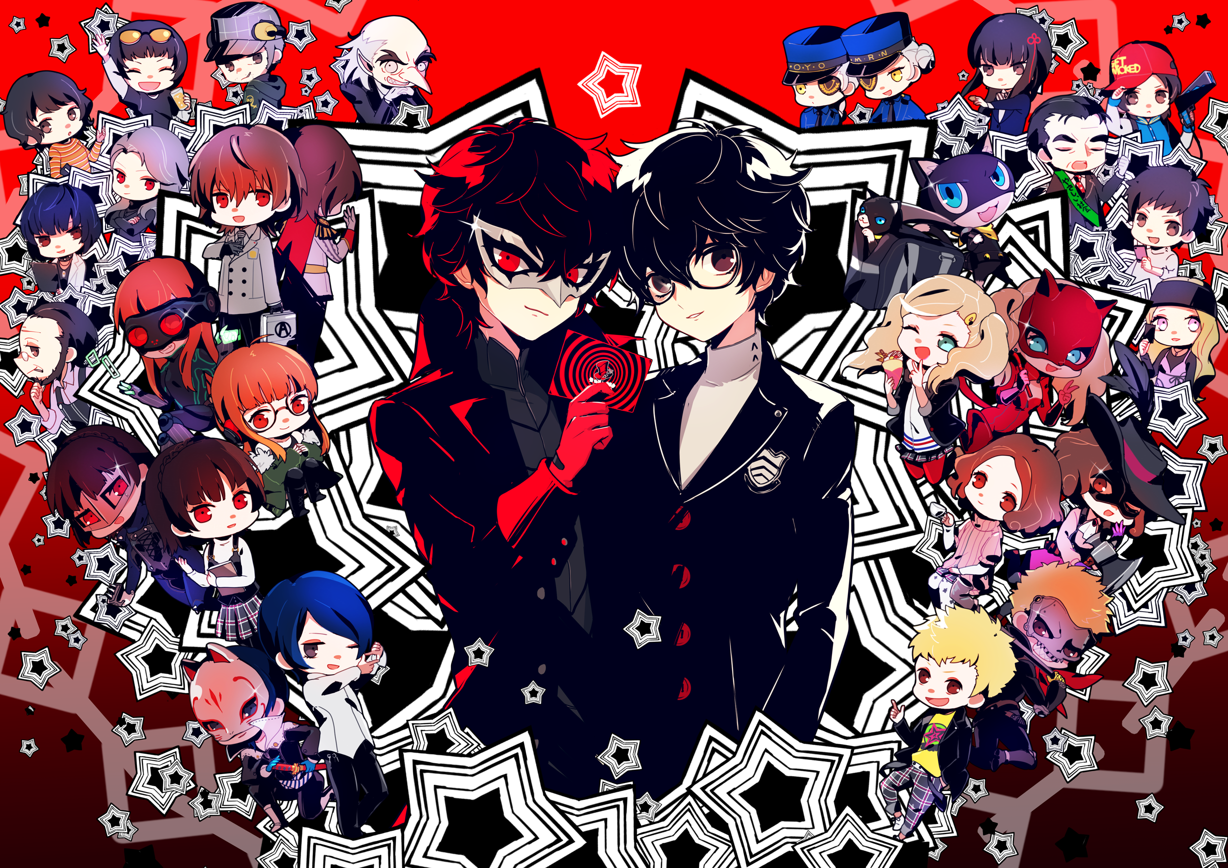 Persona 5 Royal Wallpapers Top Free Persona 5 Royal Backgrounds