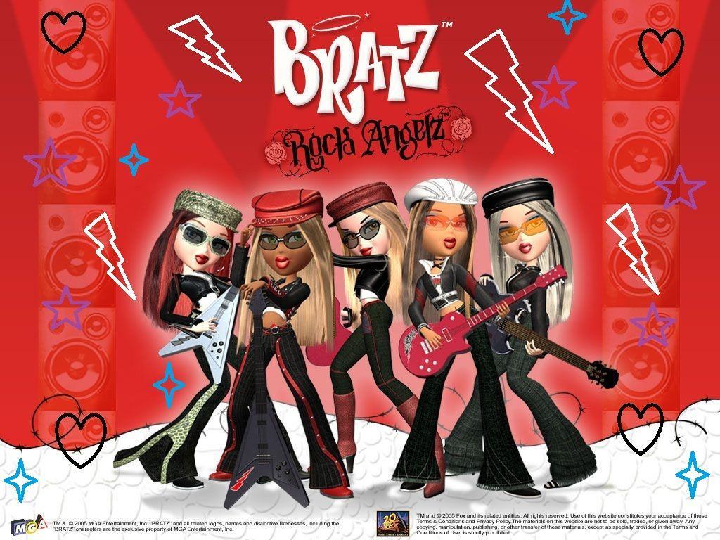 Bratz Wallpapers Top Free Bratz Backgrounds Wallpaperaccess