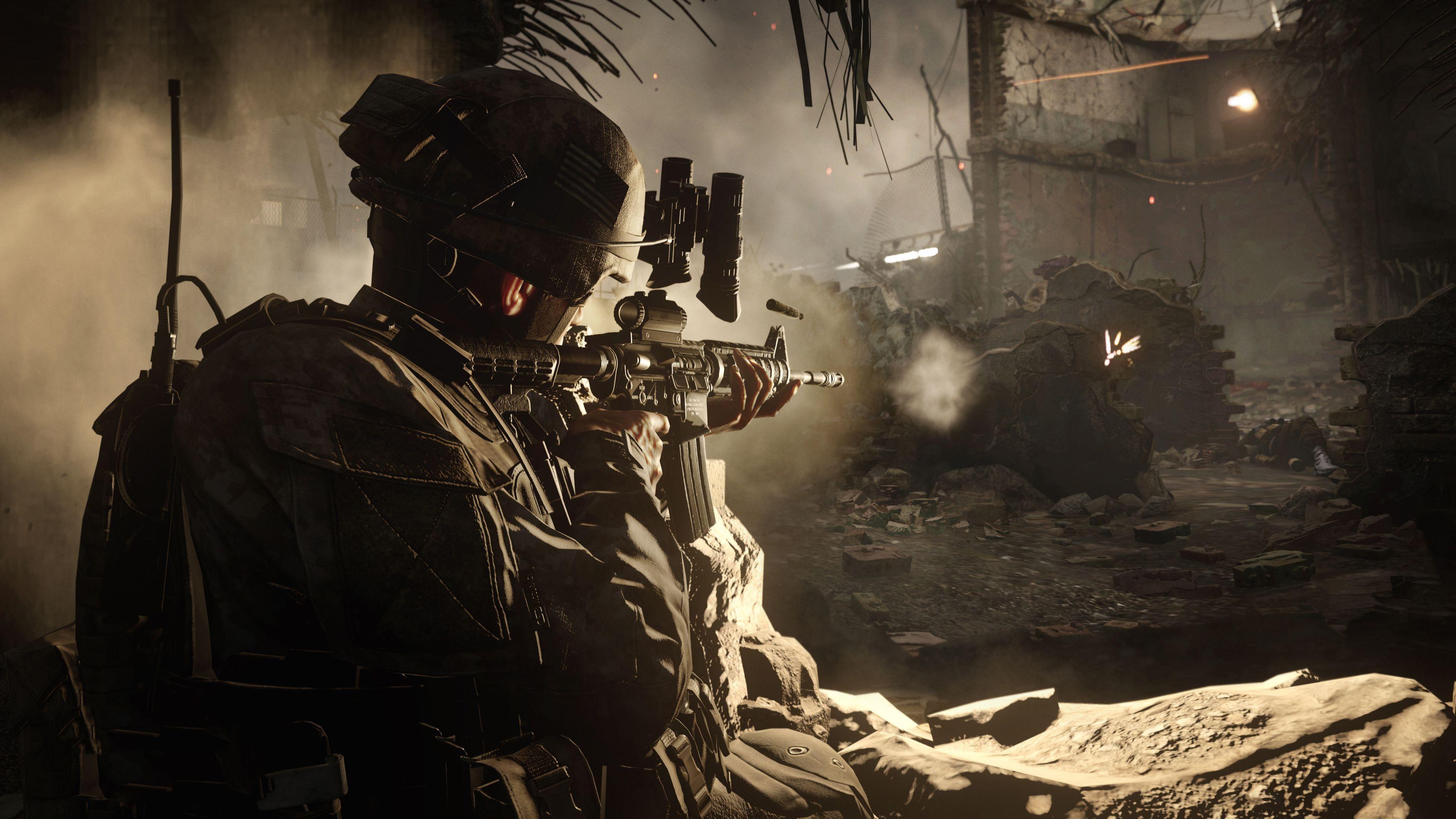 Call of Duty Modern Warfare 2019 Wallpapers - Top Free ...