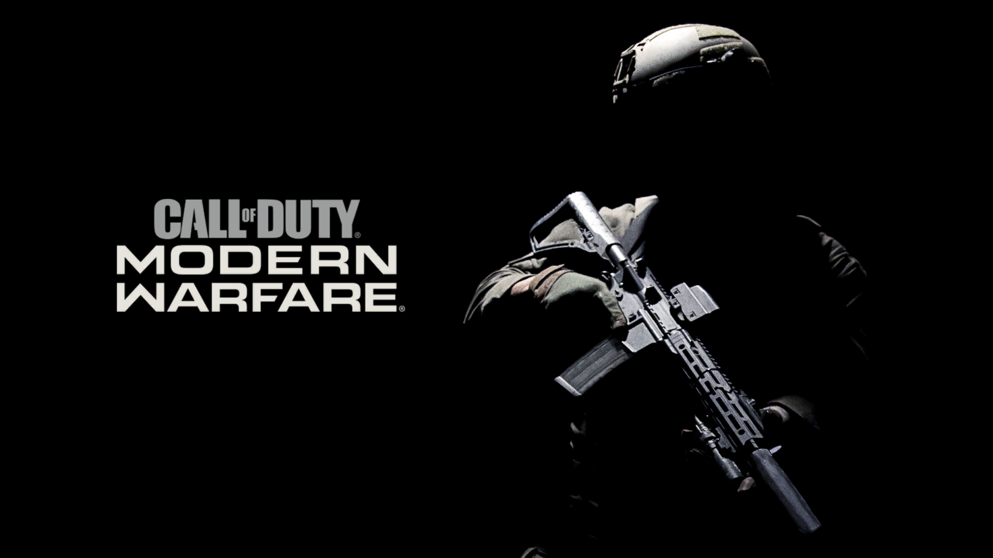 Call Of Duty Modern Warfare 2019 Wallpapers Top Free Call Of