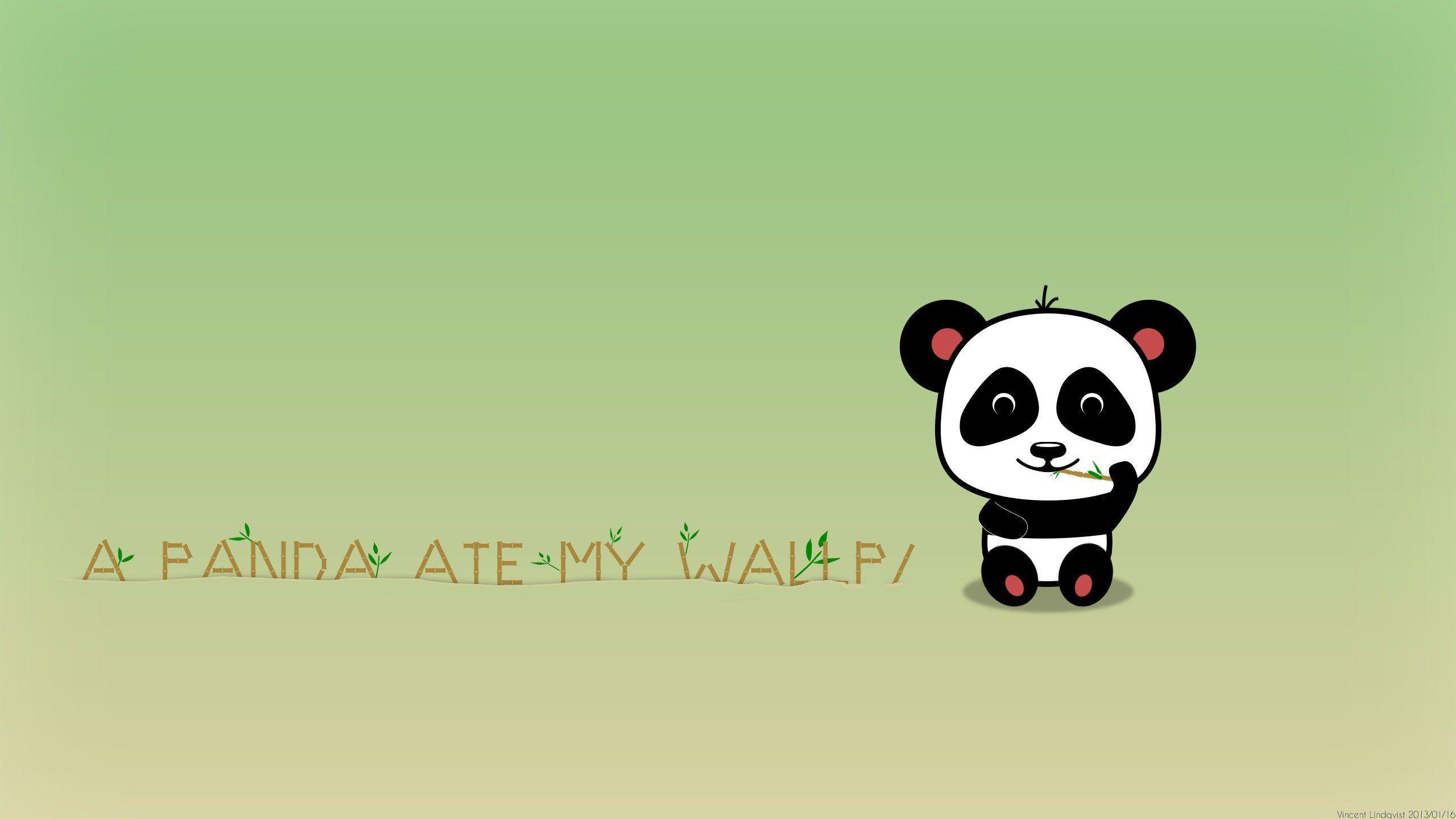 Cool Cartoon Panda Wallpapers - Top ...