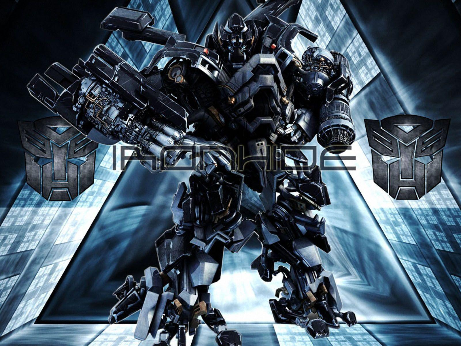 Ironhide Wallpapers Top Free Ironhide Backgrounds Wallpaperaccess