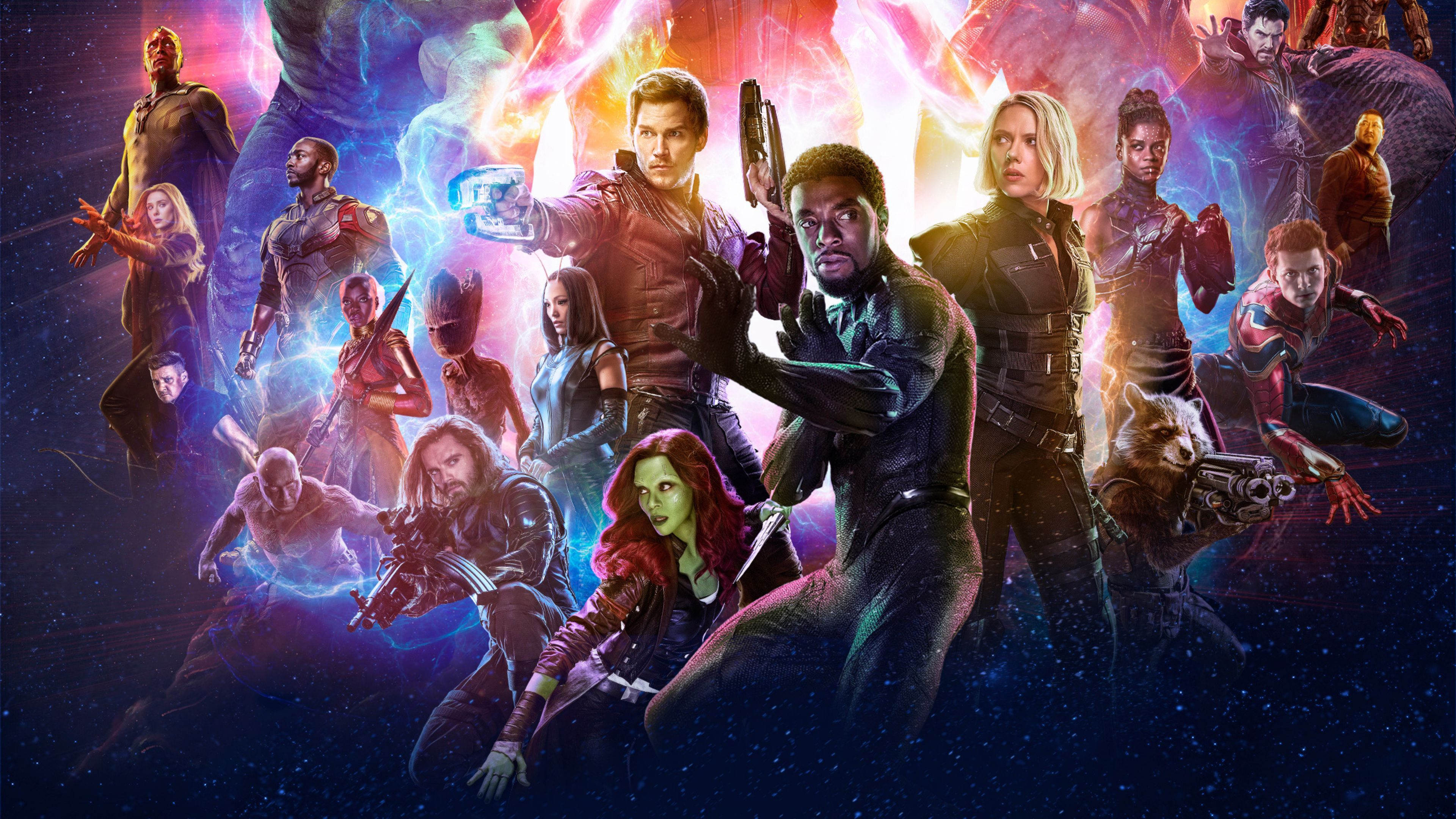 Avengers Endgame 4k Wallpapers Top Free Avengers Endgame 4k