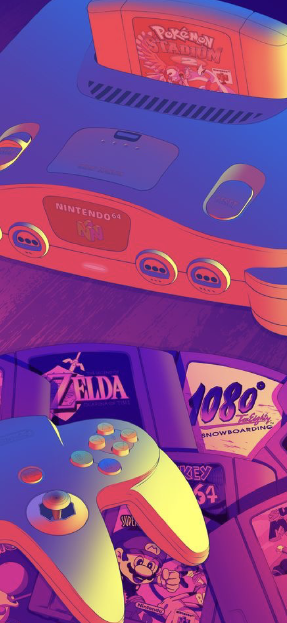Nintendo Iphone Wallpapers Top Free Nintendo Iphone Backgrounds Wallpaperaccess