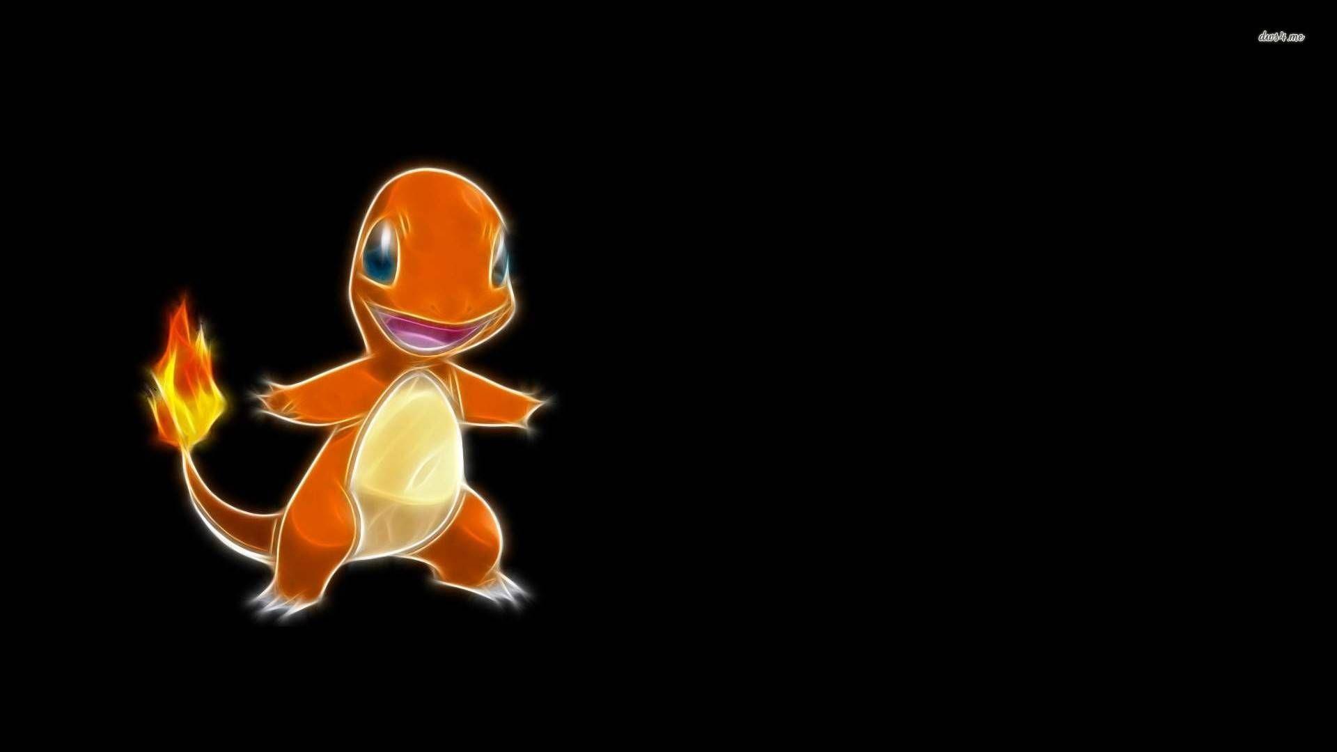 1920x1080 Pokemon Video Games Keep Calm And Charmander Wallpaper
