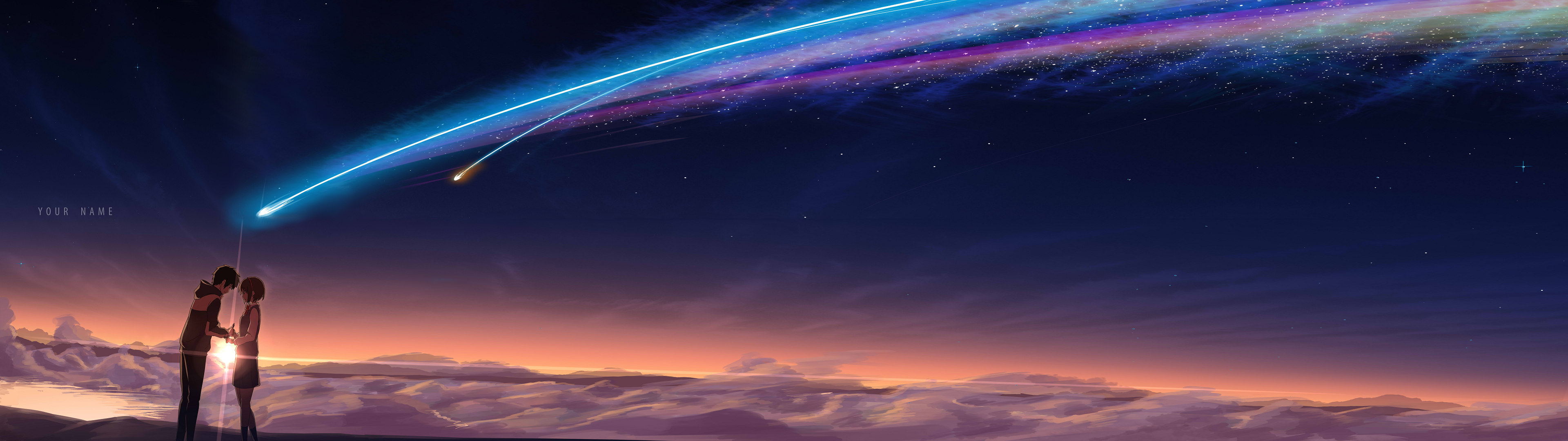 Your Name Dual Screen Wallpapers - Top ...