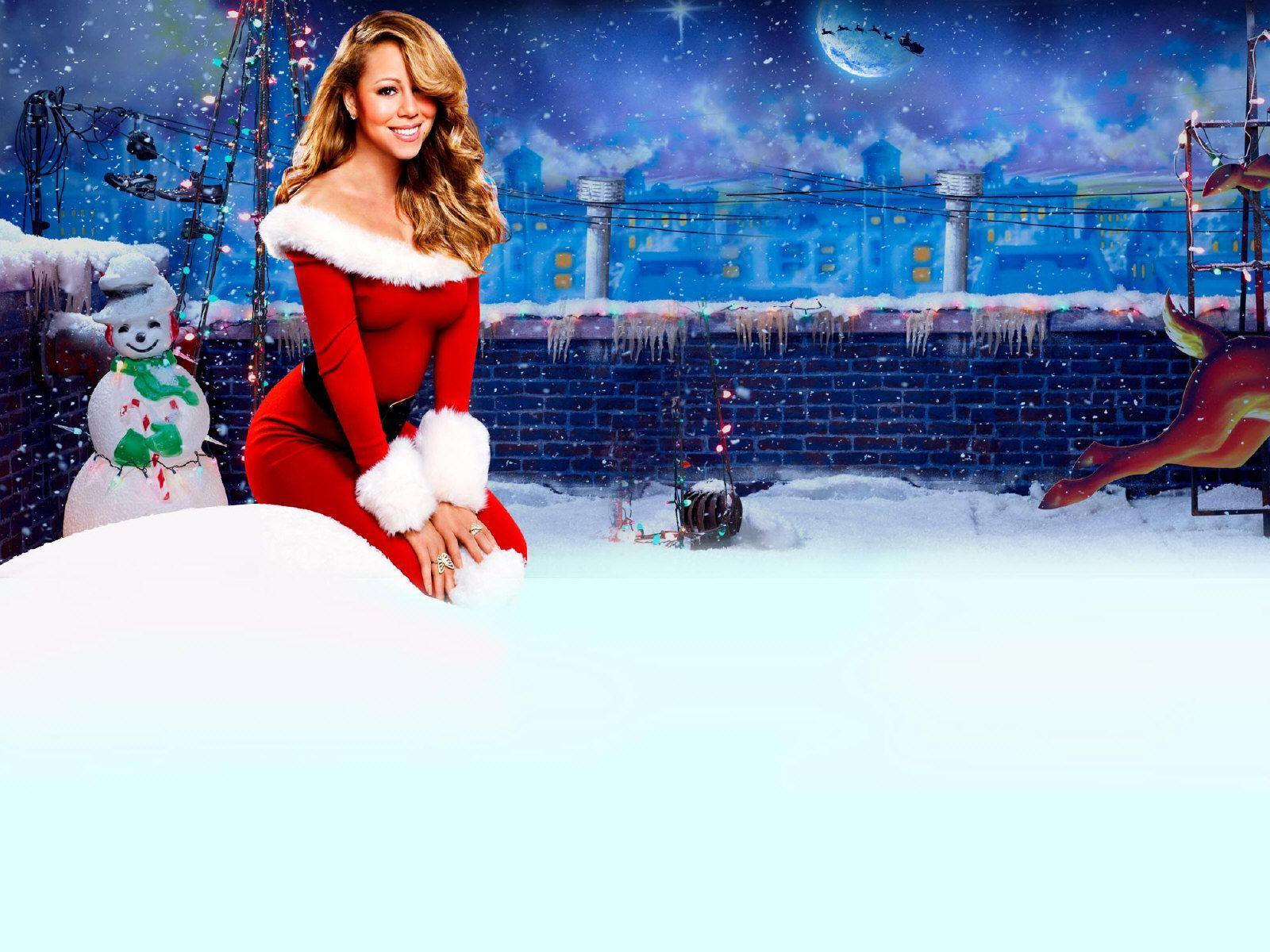 Mariah Carey Christmas.Mariah Carey Christmas Wallpapers Top Free Mariah Carey