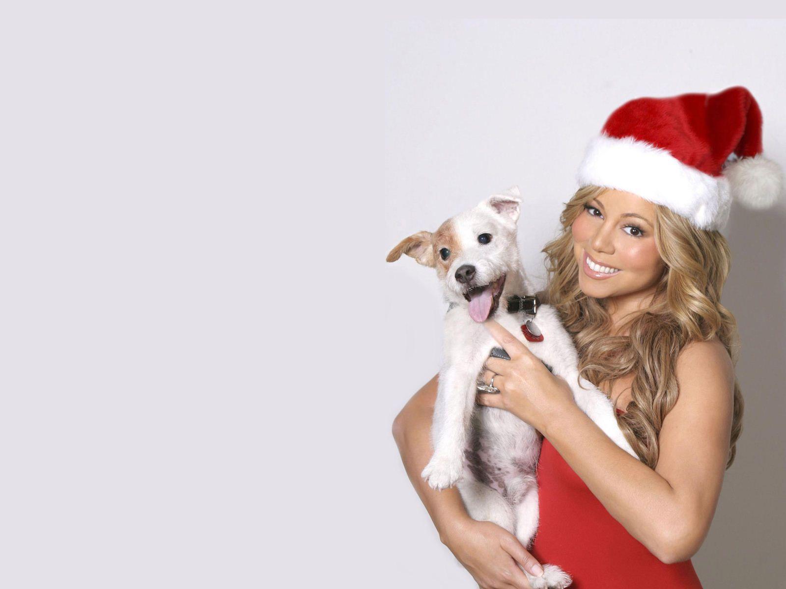 Mariah Carey Christmas Wallpapers - Top Free Mariah Carey Christmas Backgrounds - WallpaperAccess