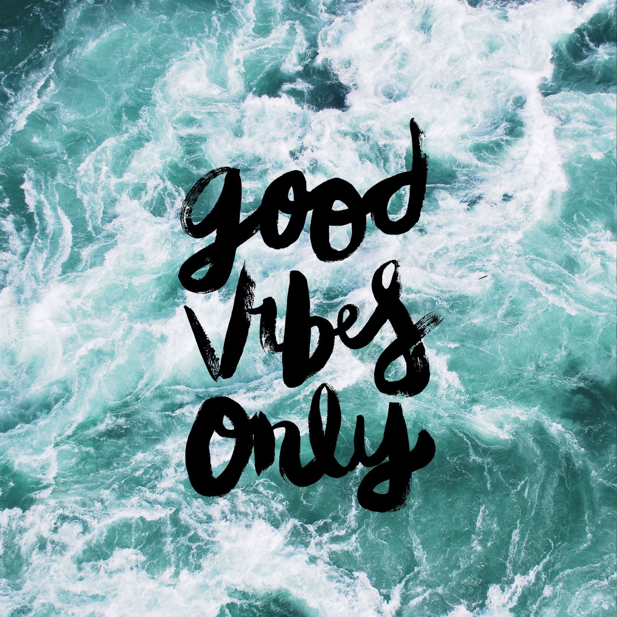 Good Vibes Only Wallpapers Top Free Good Vibes Only Backgrounds Wallpaperaccess