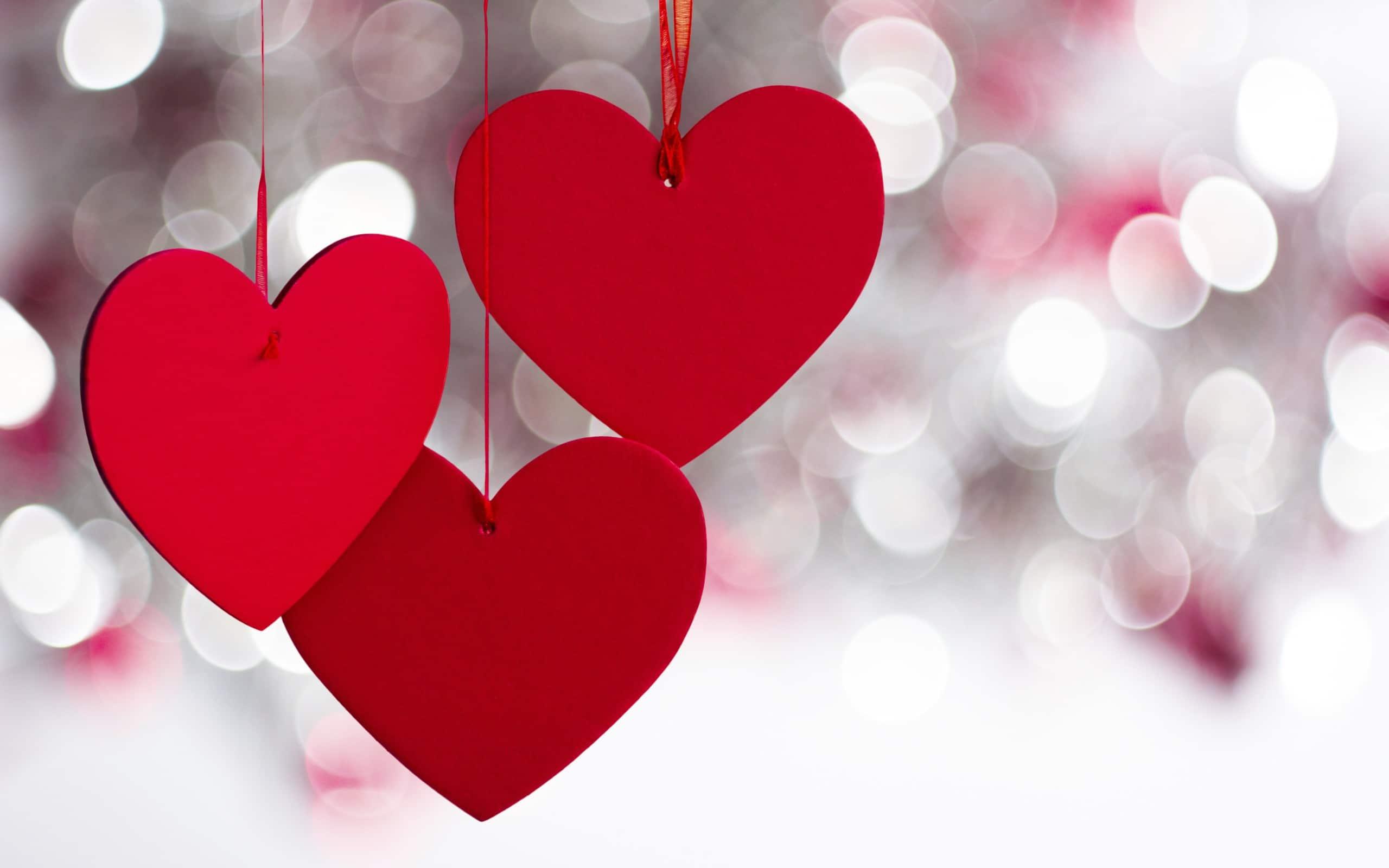 Valentine Heart Desktop Wallpapers Top Free Valentine