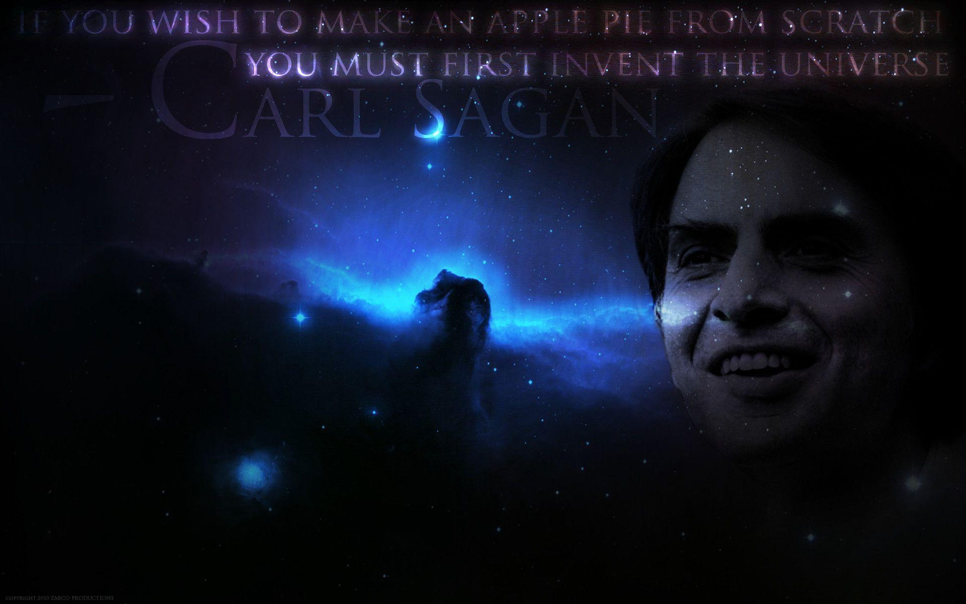 Carl Sagan Wallpapers Top Free Carl Sagan Backgrounds