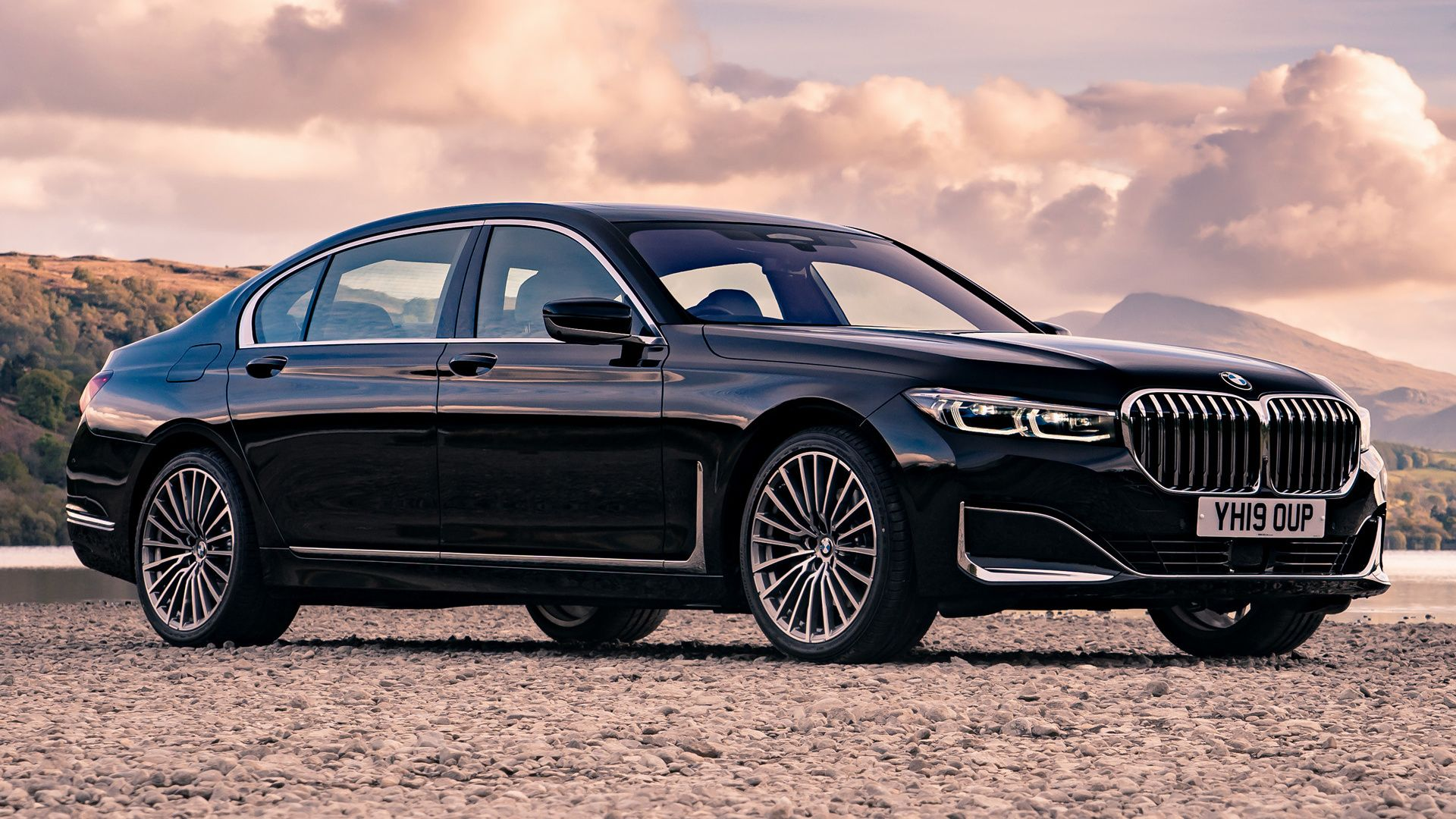 Bmw 7 Wallpapers Top Free Bmw 7 Backgrounds Wallpaperaccess