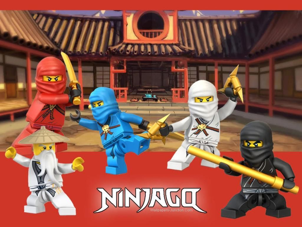 42 Best Free LEGO Ninjago 2014 Wallpapers