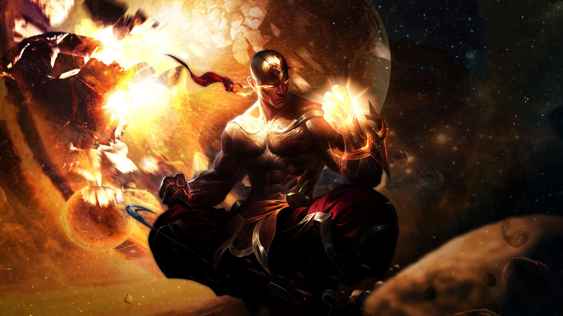 Lee Sin Wallpapers Top Free Lee Sin Backgrounds Wallpaperaccess